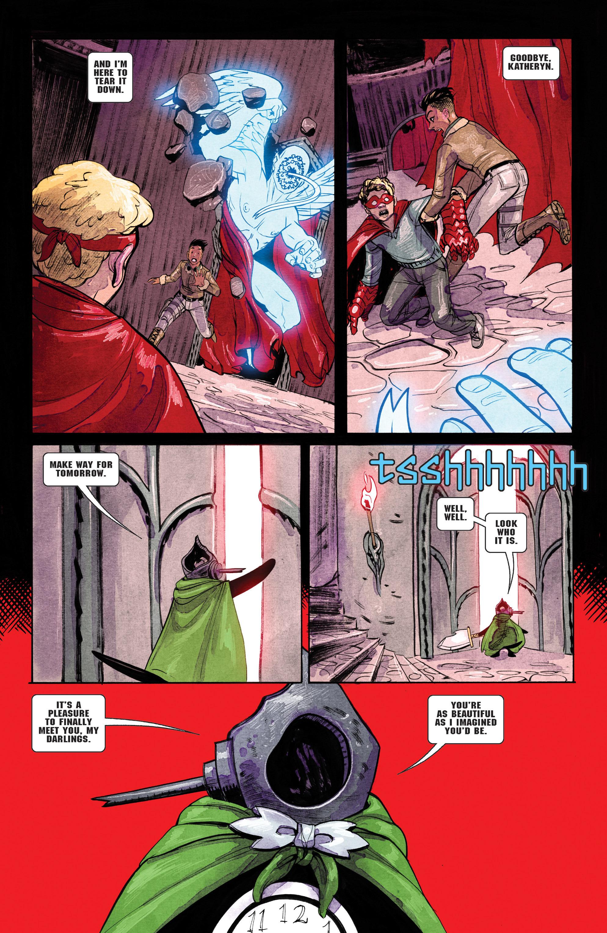 Read online Shutter comic -  Issue #26 - 20