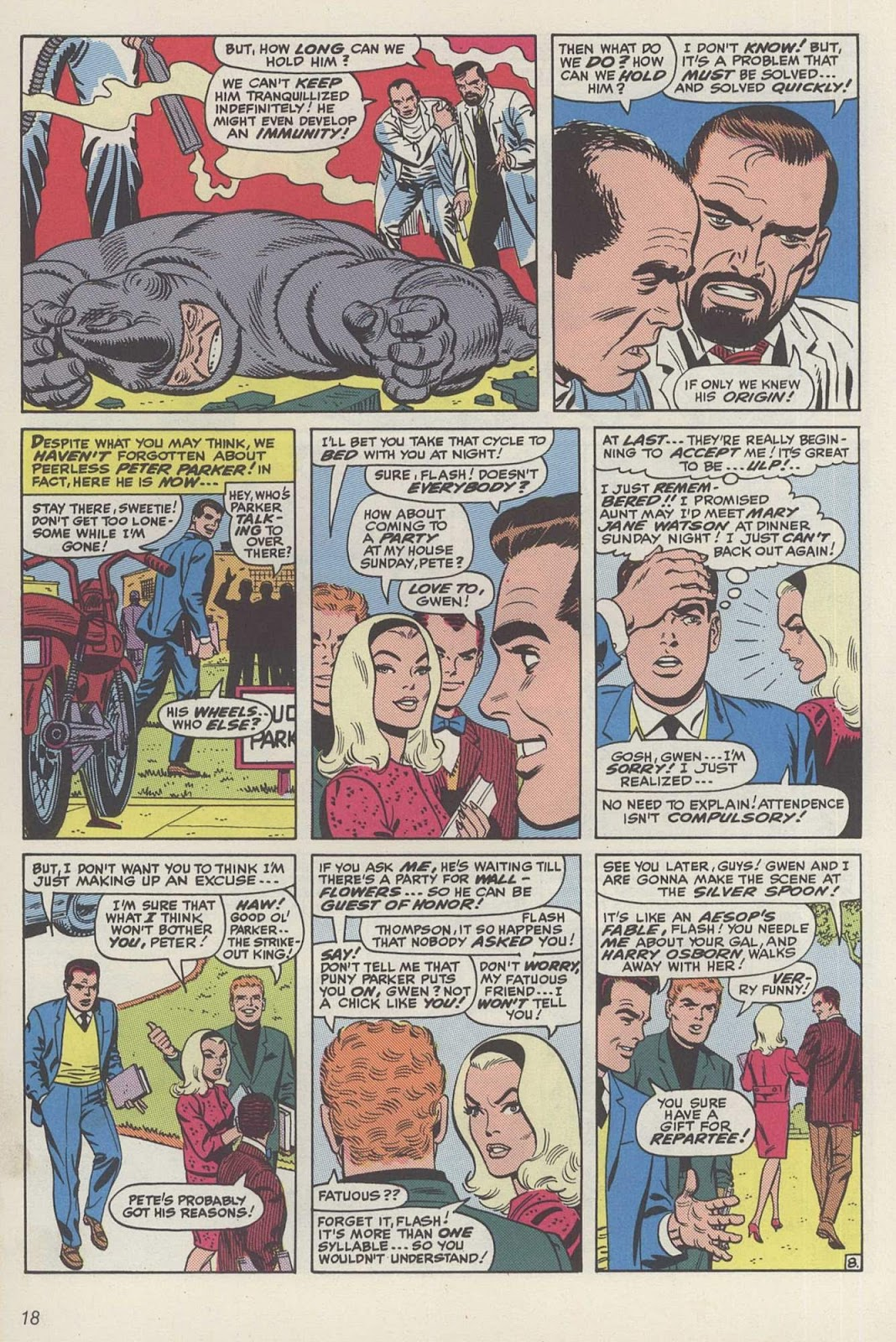 The Amazing Spider-Man (1979) issue TPB - Page 20