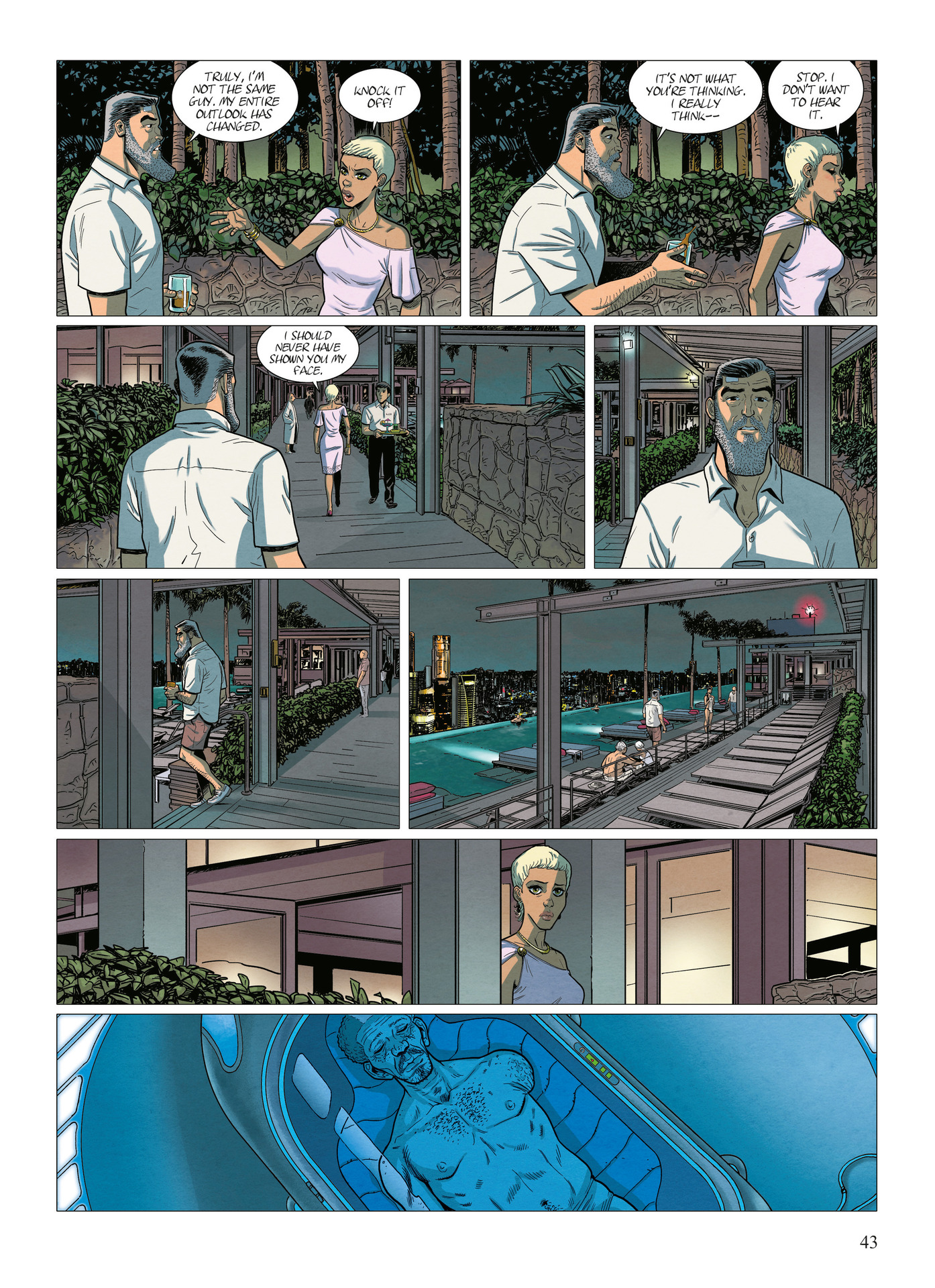Read online Alter Ego comic -  Issue #10 - 44