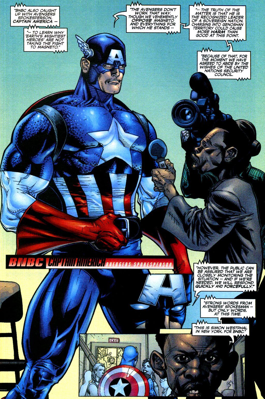 X-Men (1991) 111 Page 10