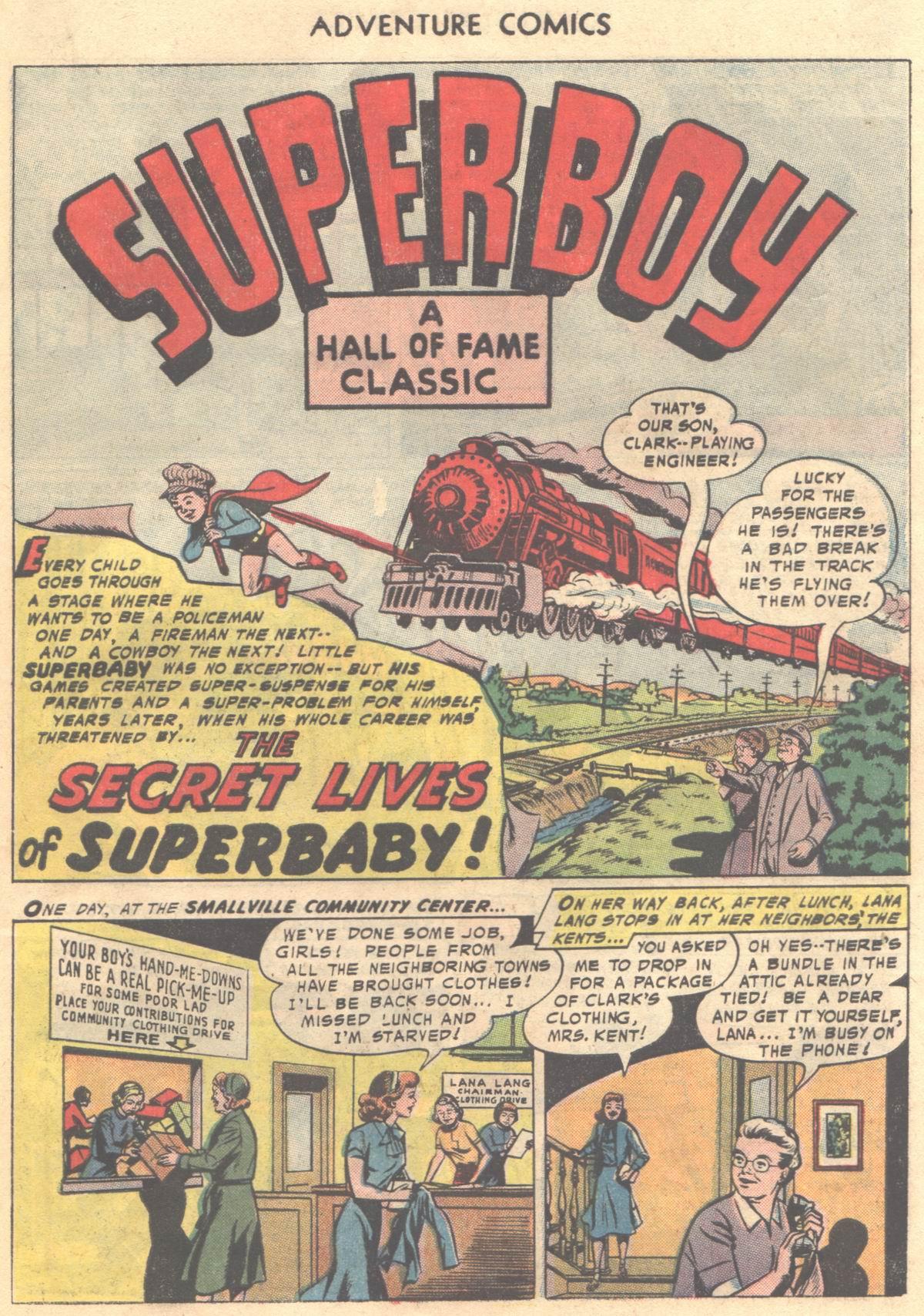 Read online Adventure Comics (1938) comic -  Issue #337 - 23