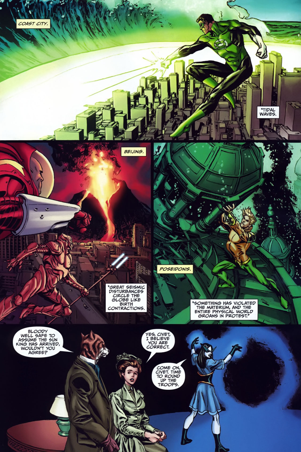 Read online Shadowpact comic -  Issue #24 - 15