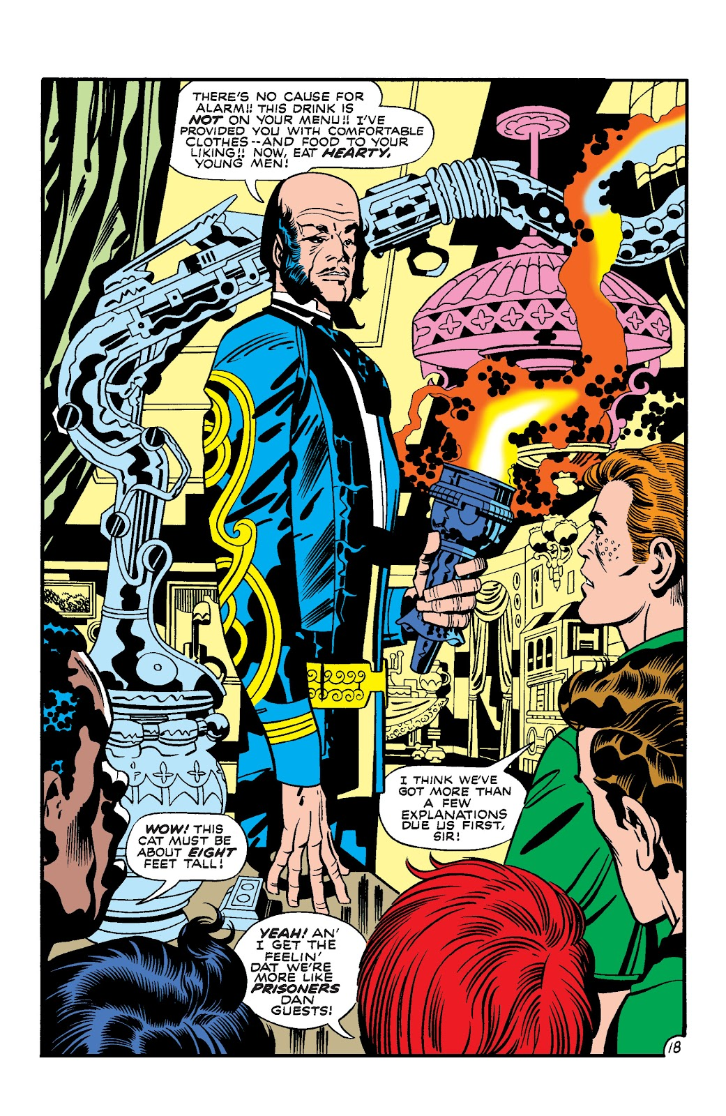 Read online Superman's Pal, Jimmy Olsen by Jack Kirby comic -  Issue # TPB (Part 4) - 29