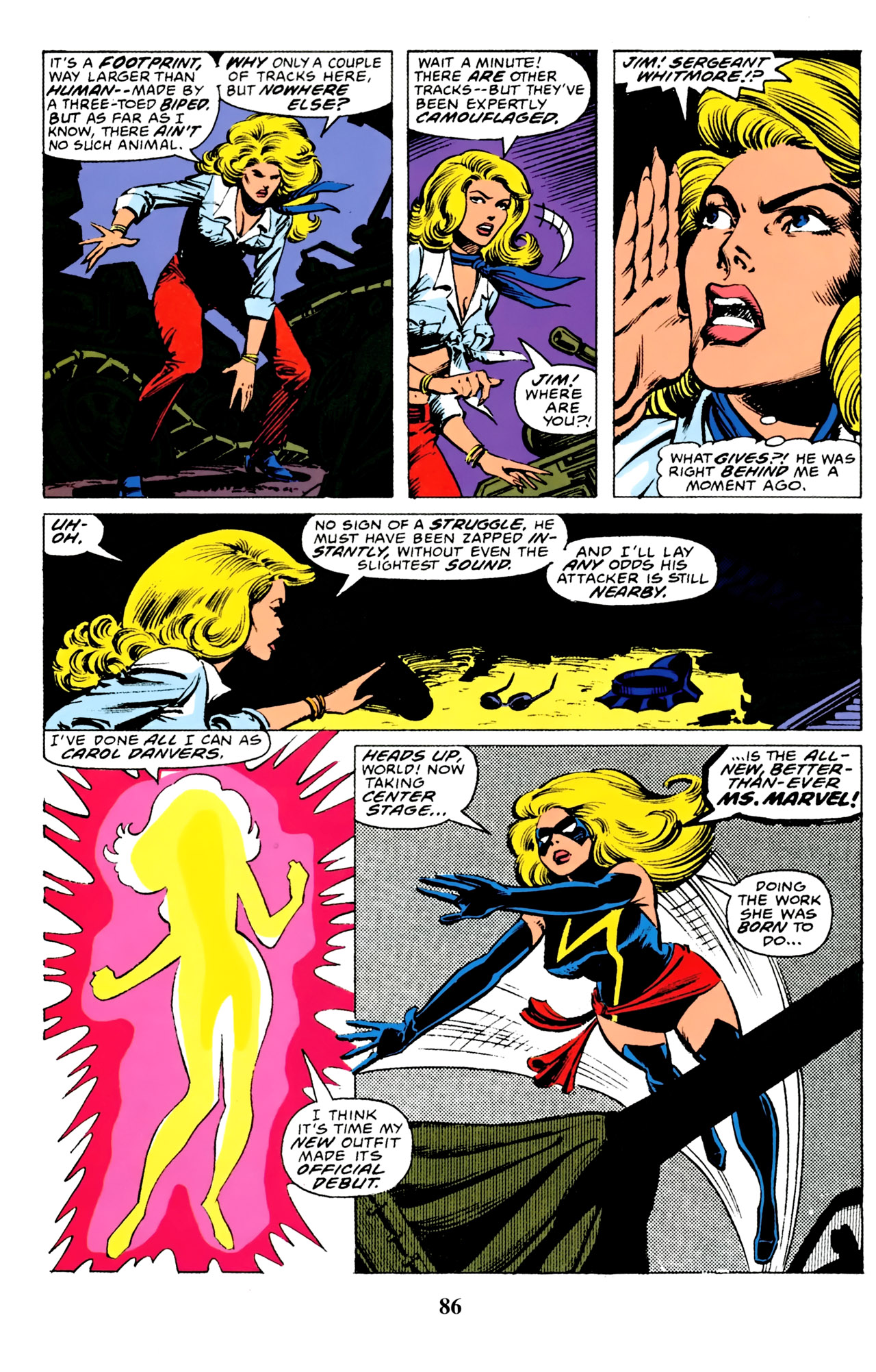 Read online Giant-Size Ms. Marvel comic -  Issue # Full - 80