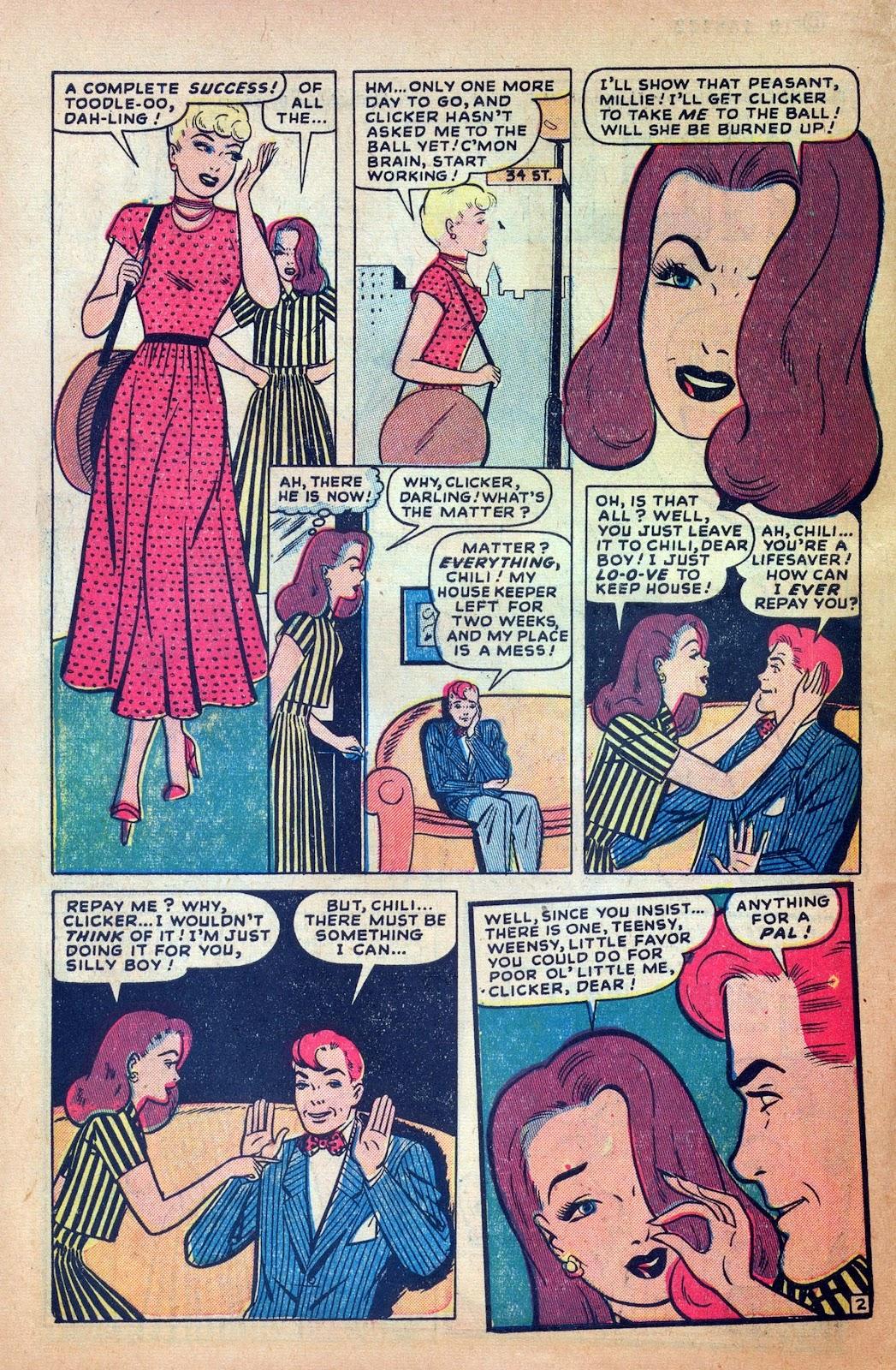 Read online Joker Comics comic -  Issue #35 - 4