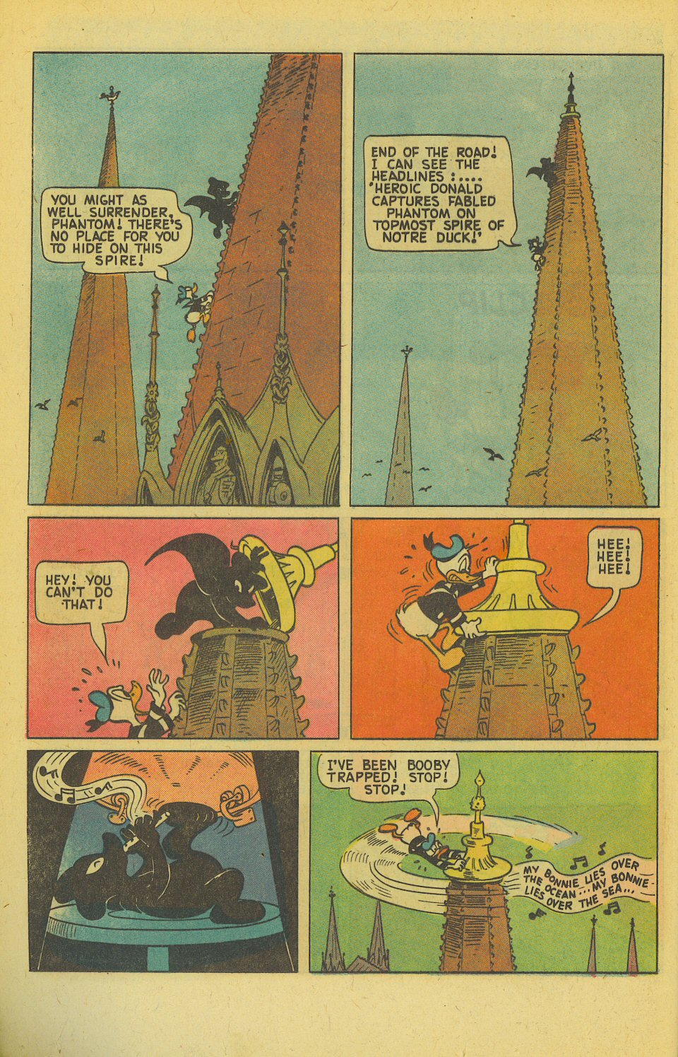 Read online Uncle Scrooge (1953) comic -  Issue #114 - 16