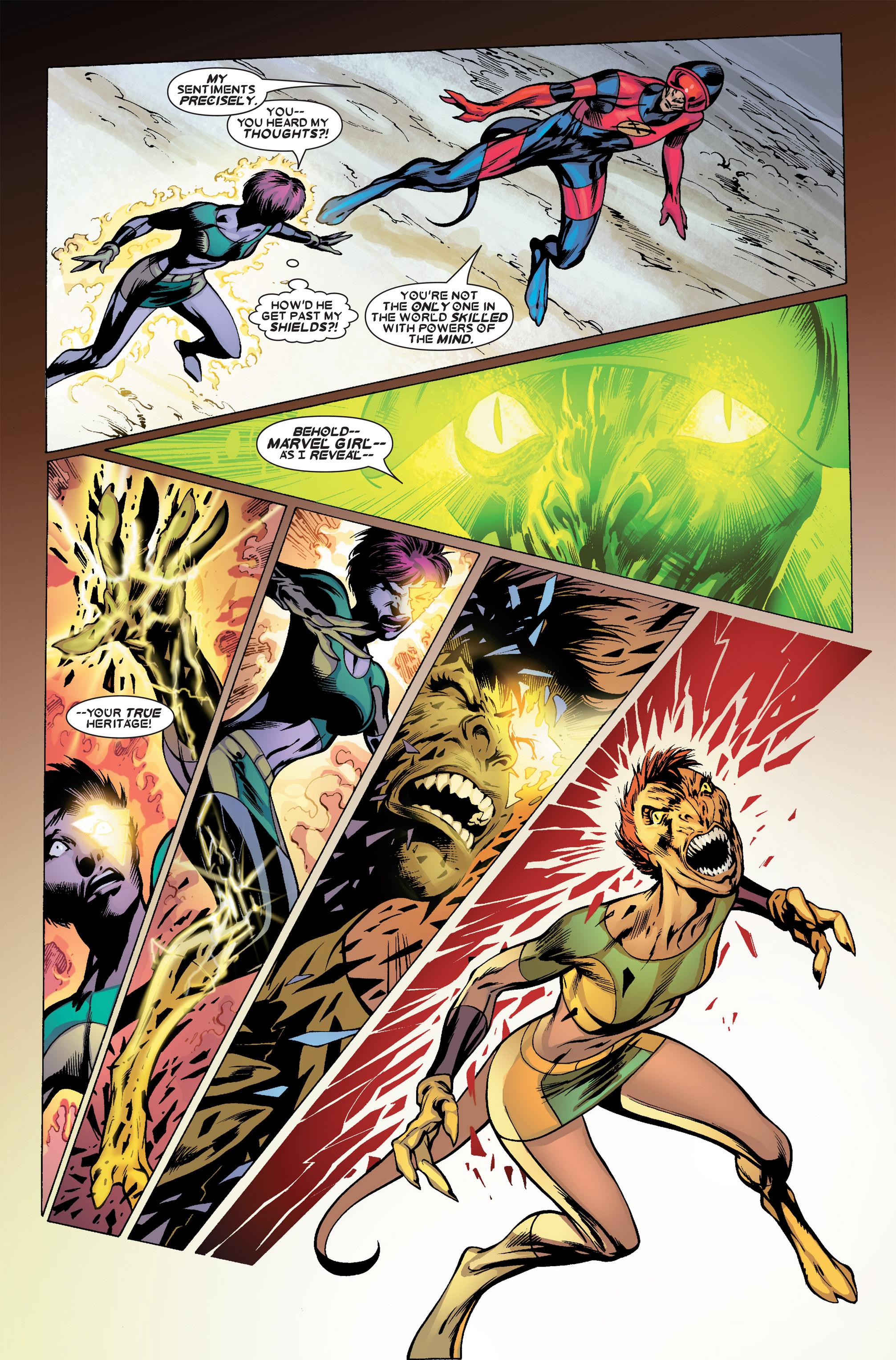 Read online Uncanny X-Men (1963) comic -  Issue #456 - 14