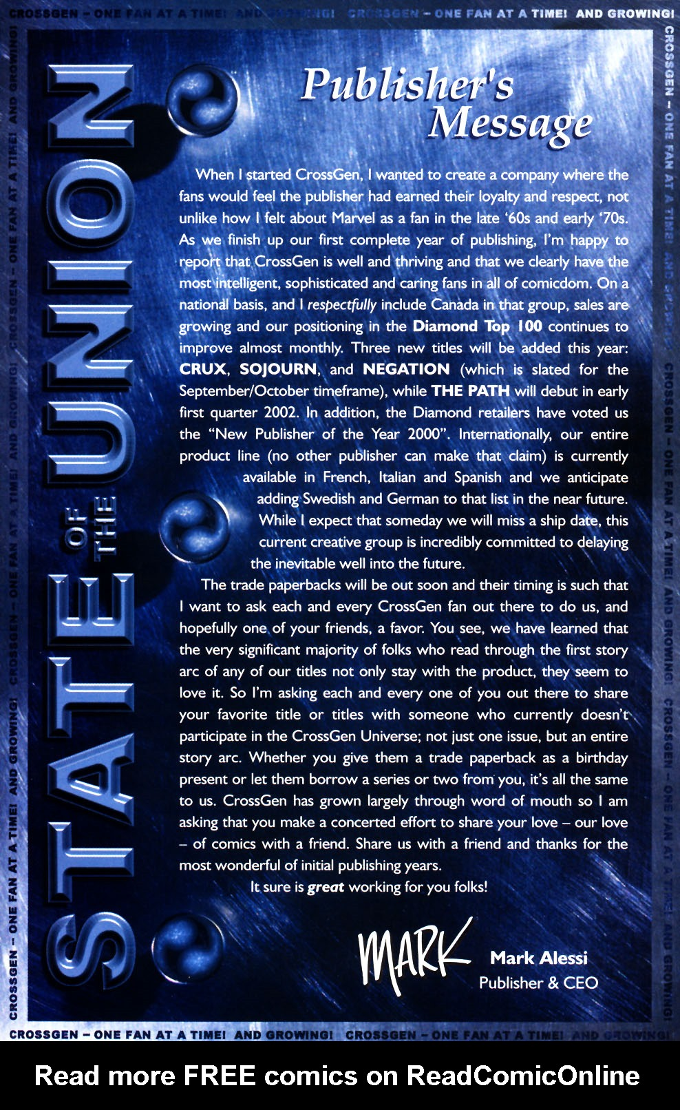 Read online Scion comic -  Issue #12 - 34
