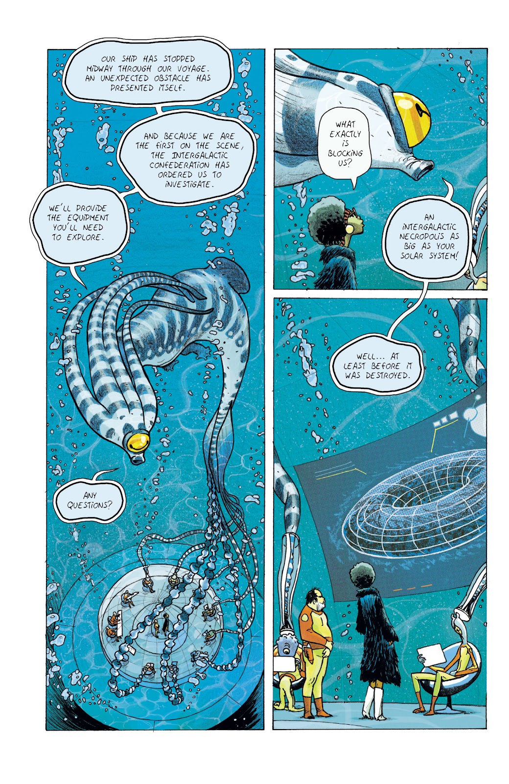 Read online Infinity 8 comic -  Issue #10 - 13