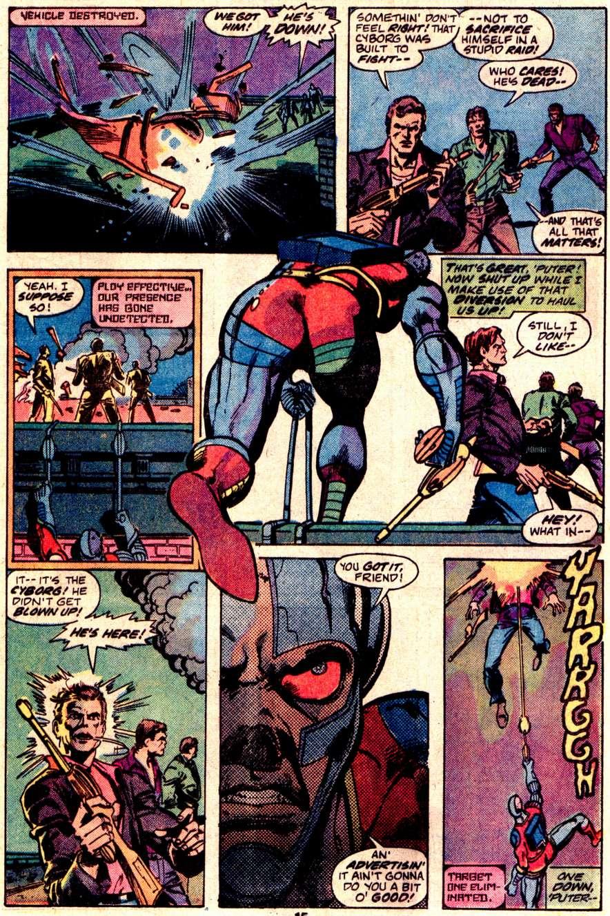 Read online Astonishing Tales (1970) comic -  Issue #34 - 10