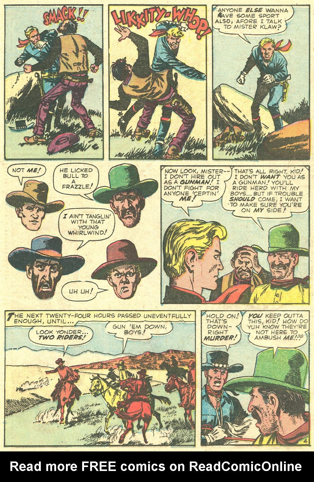 Read online Two-Gun Kid comic -  Issue #51 - 13