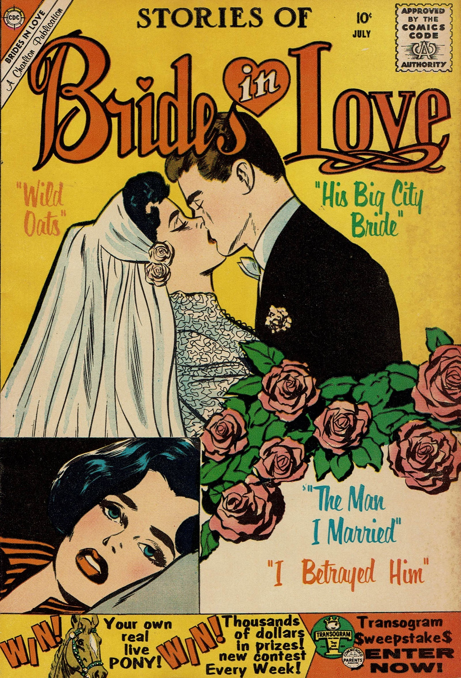 Brides in Love 19 Page 1