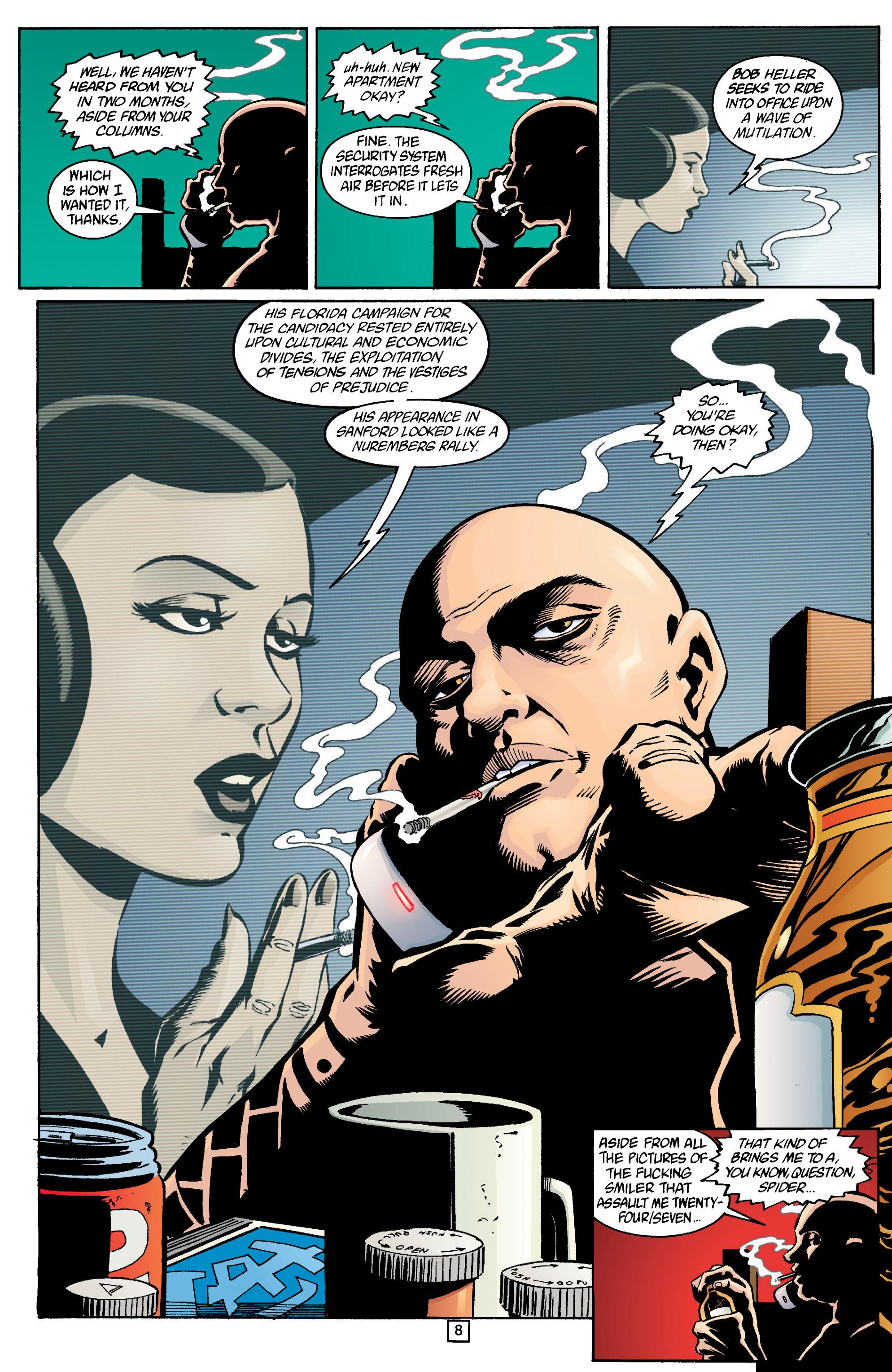 Read online Transmetropolitan comic -  Issue #13 - 9