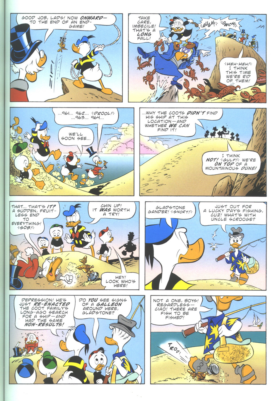 Read online Uncle Scrooge (1953) comic -  Issue #339 - 41