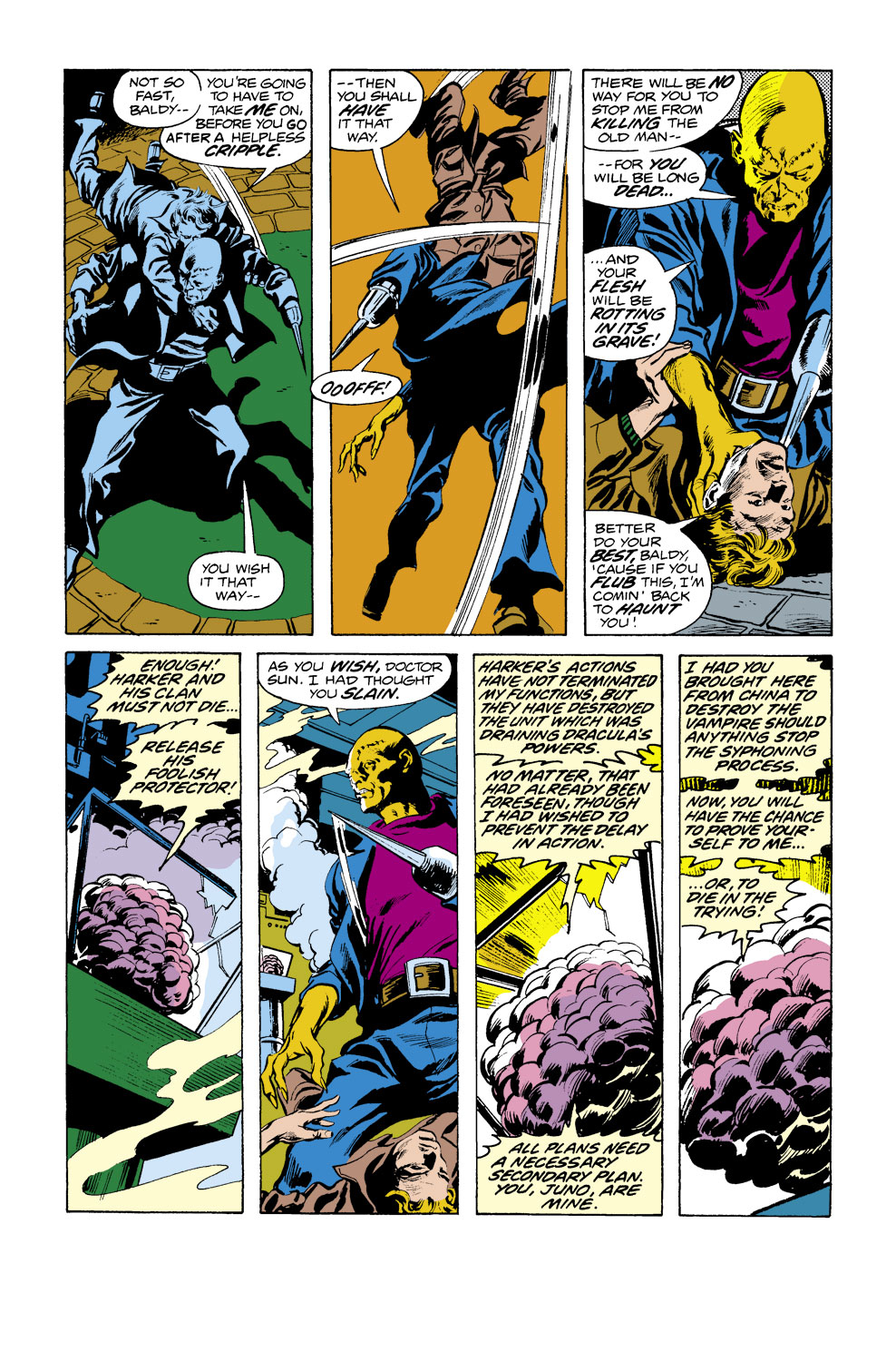 Tomb of Dracula (1972) issue 38 - Page 15