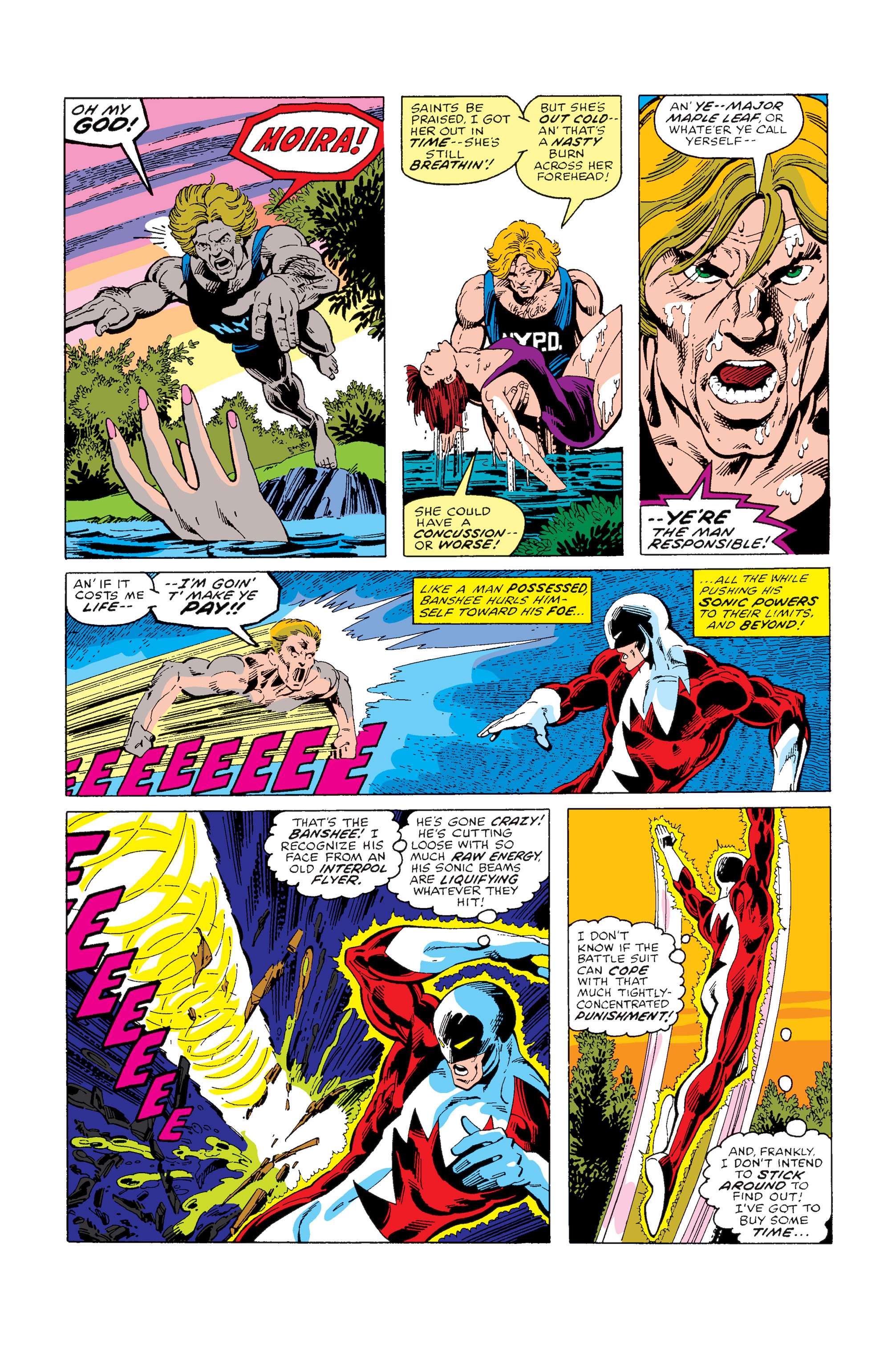 Read online Uncanny X-Men (1963) comic -  Issue #109 - 17