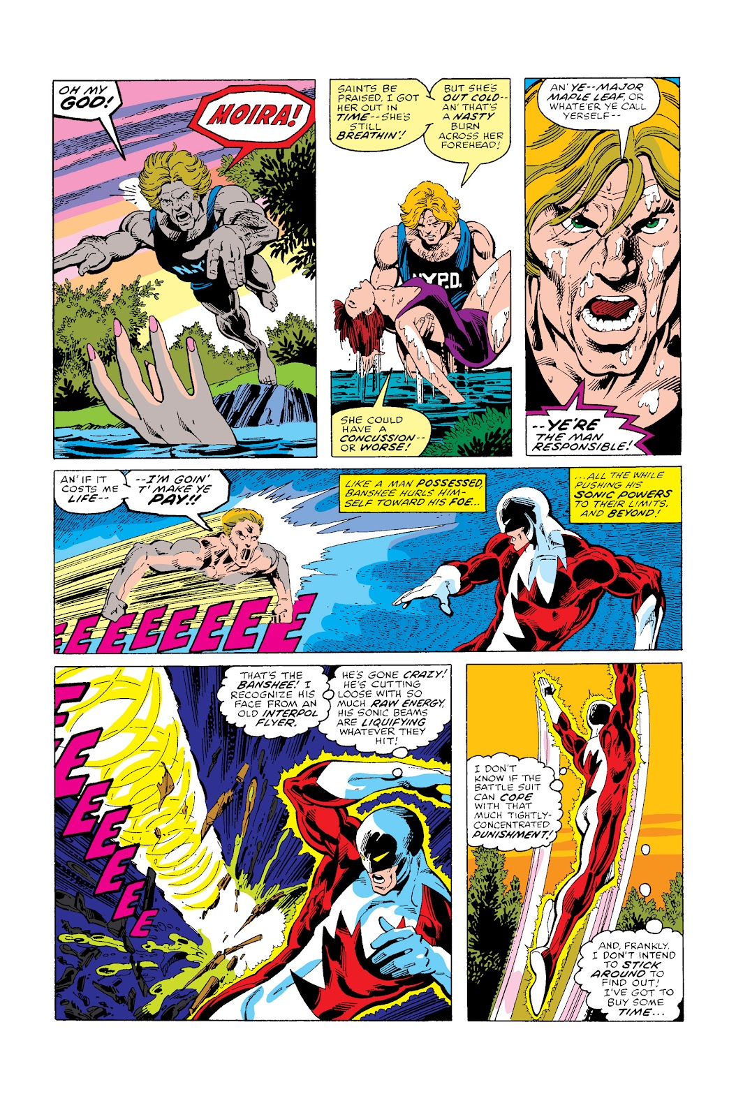 Uncanny X-Men (1963) issue 109 - Page 17