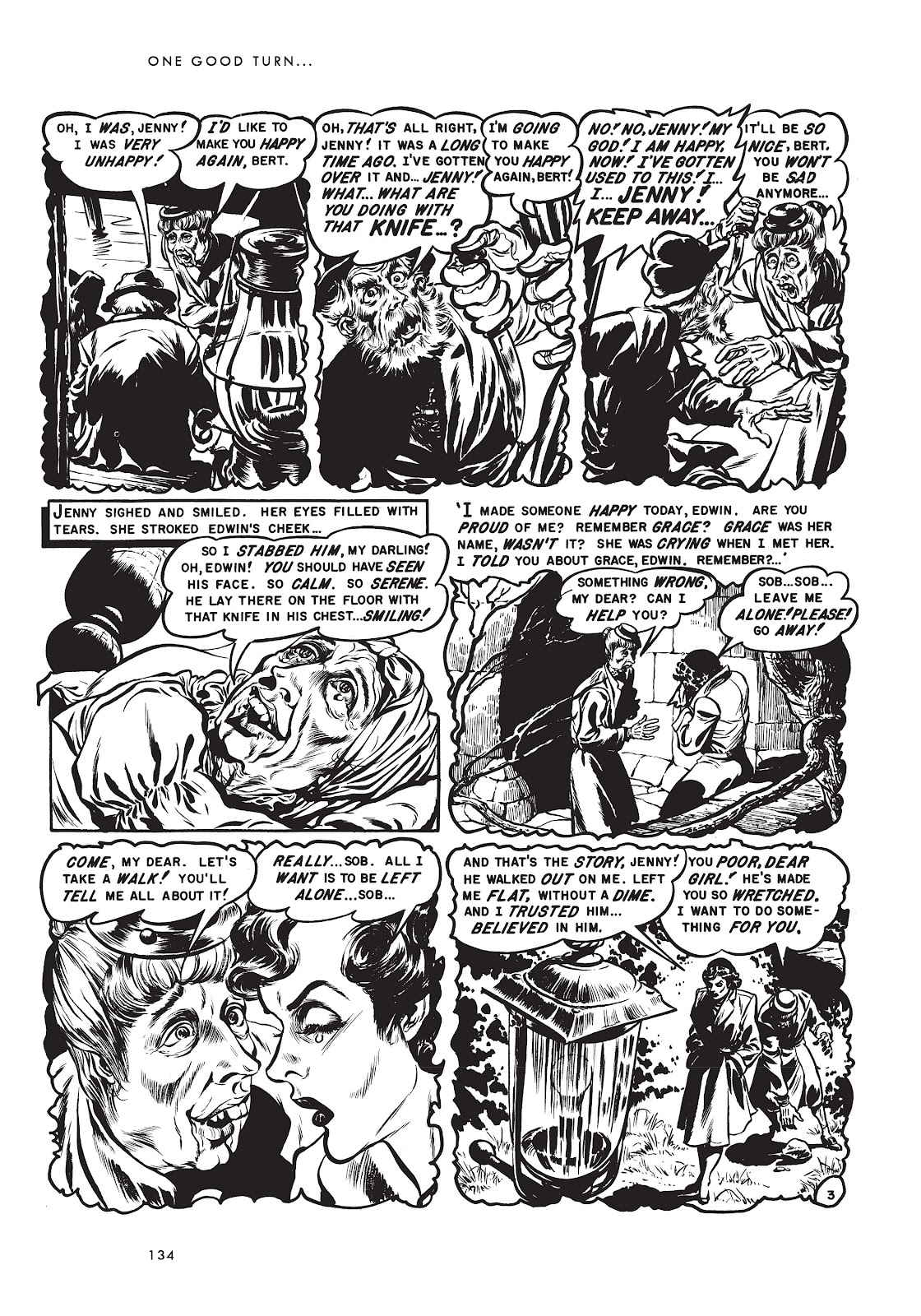 Read online Sucker Bait and Other Stories comic -  Issue # TPB (Part 2) - 49