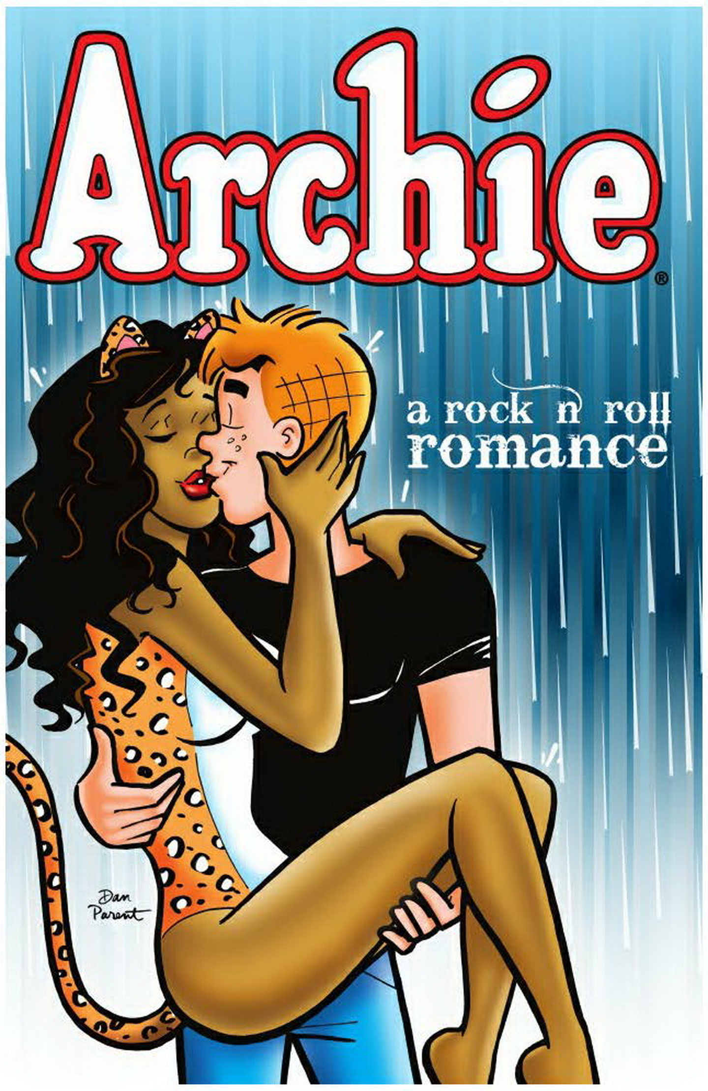 Read online Archie: A Rock 'n' Roll Romance comic -  Issue #Archie: A Rock 'n' Roll Romance Full - 1