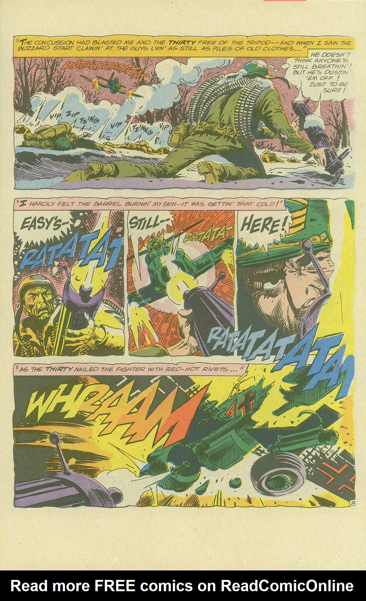 Read online Sgt. Rock comic -  Issue #404 - 11