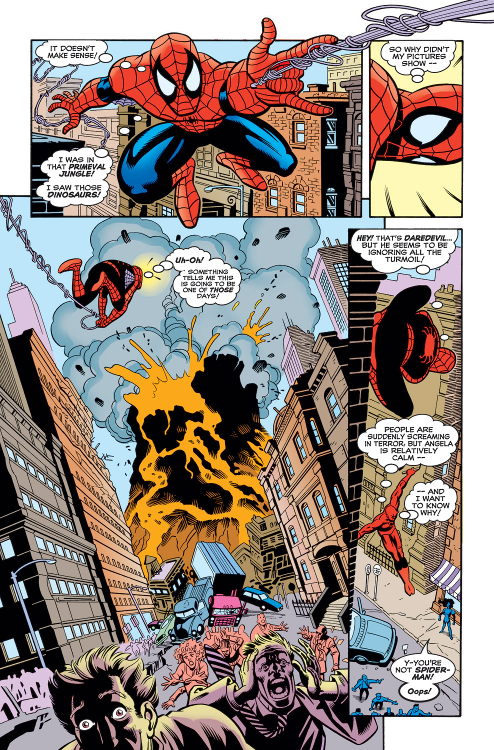 The Amazing Spider-Man (1963) 438 Page 10