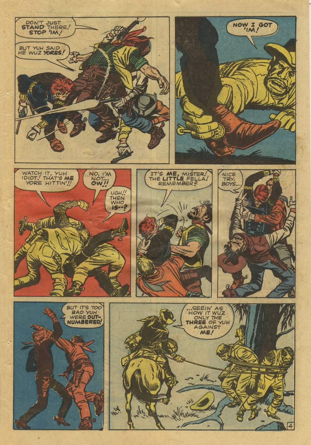 The Rawhide Kid (1955) issue 25 - Page 31
