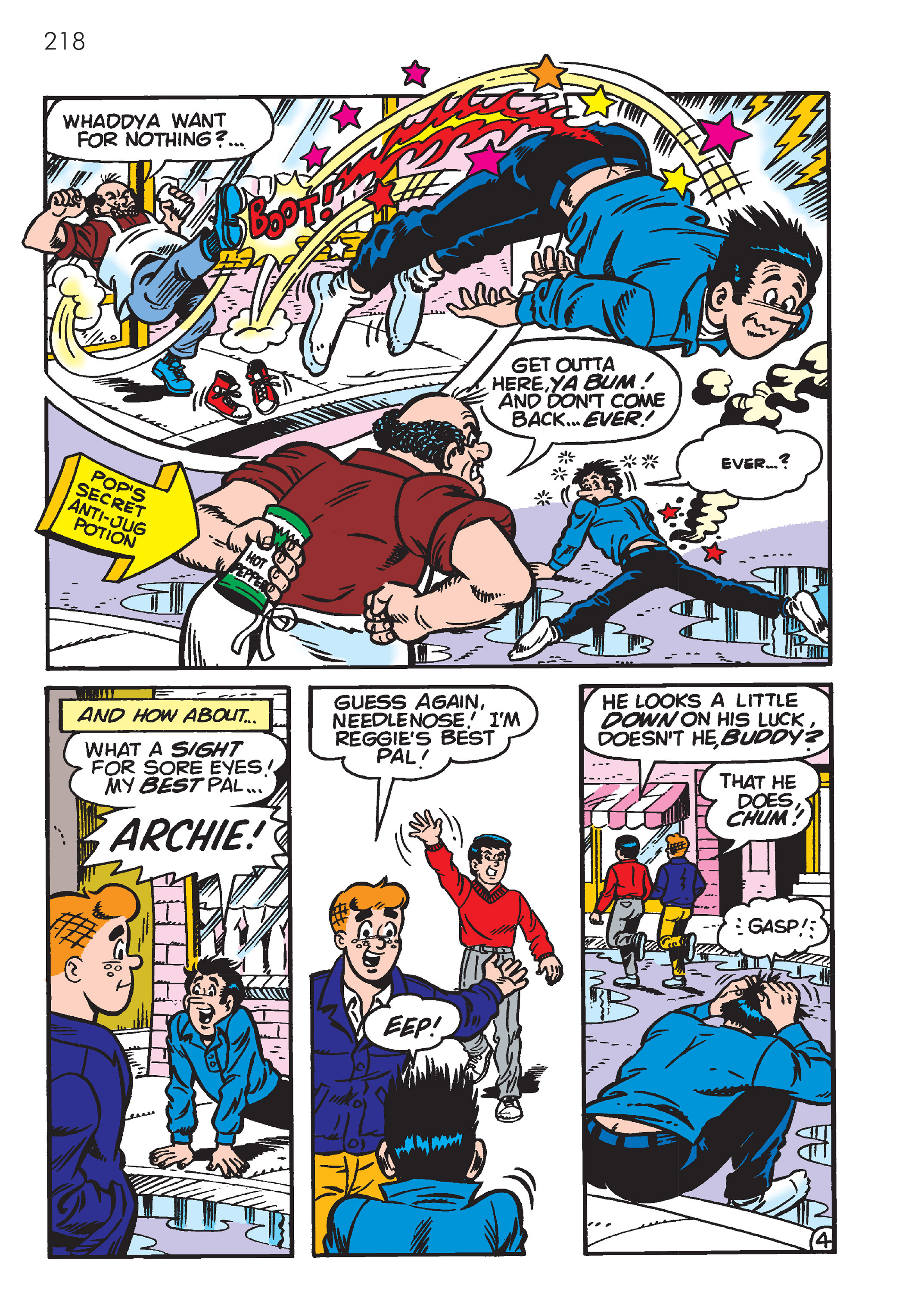 Read online The Best of Archie Comics comic -  Issue # TPB 4 (Part 2) - 8