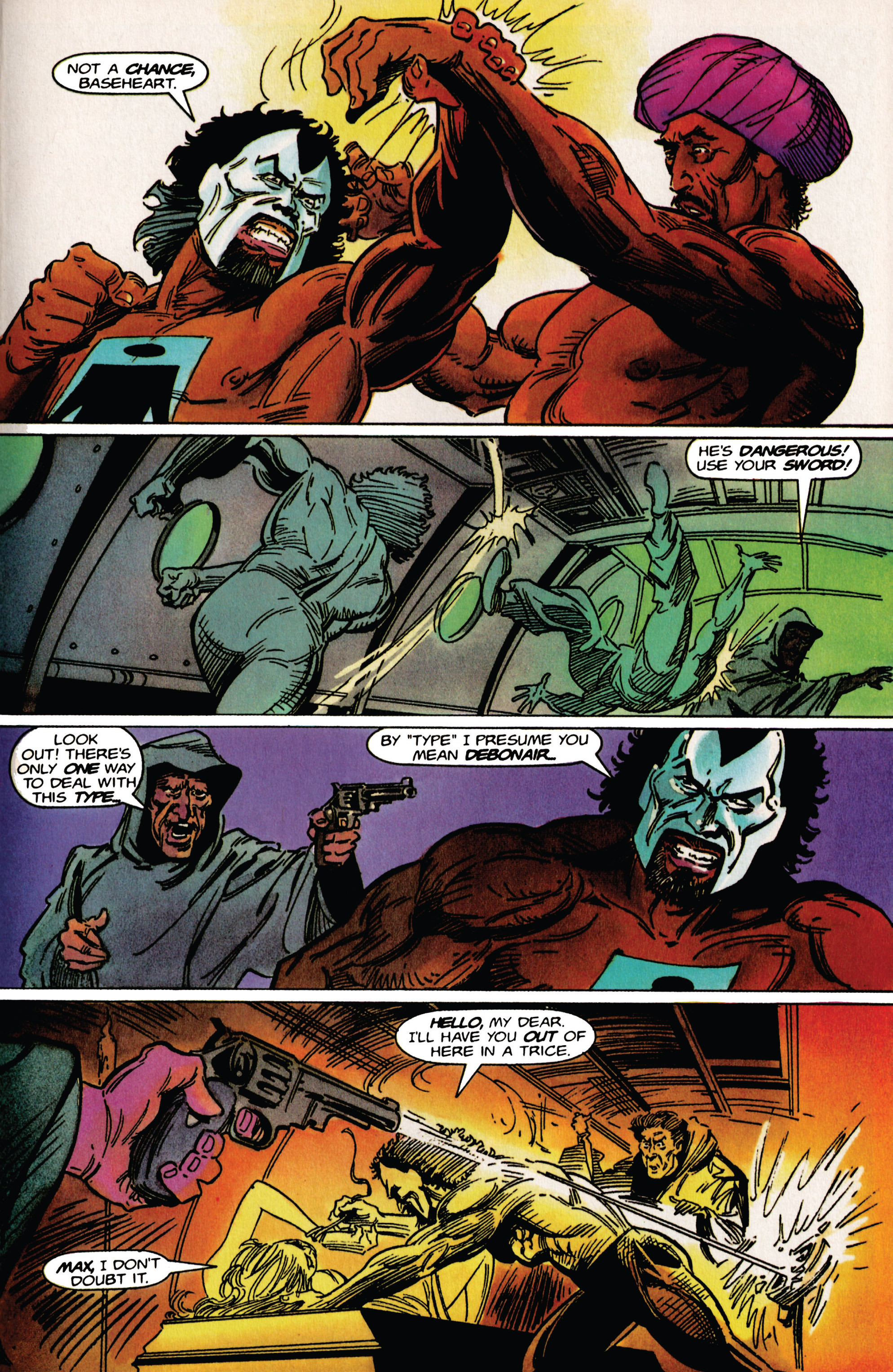 Read online Shadowman (1992) comic -  Issue # _TPB 1 - 35