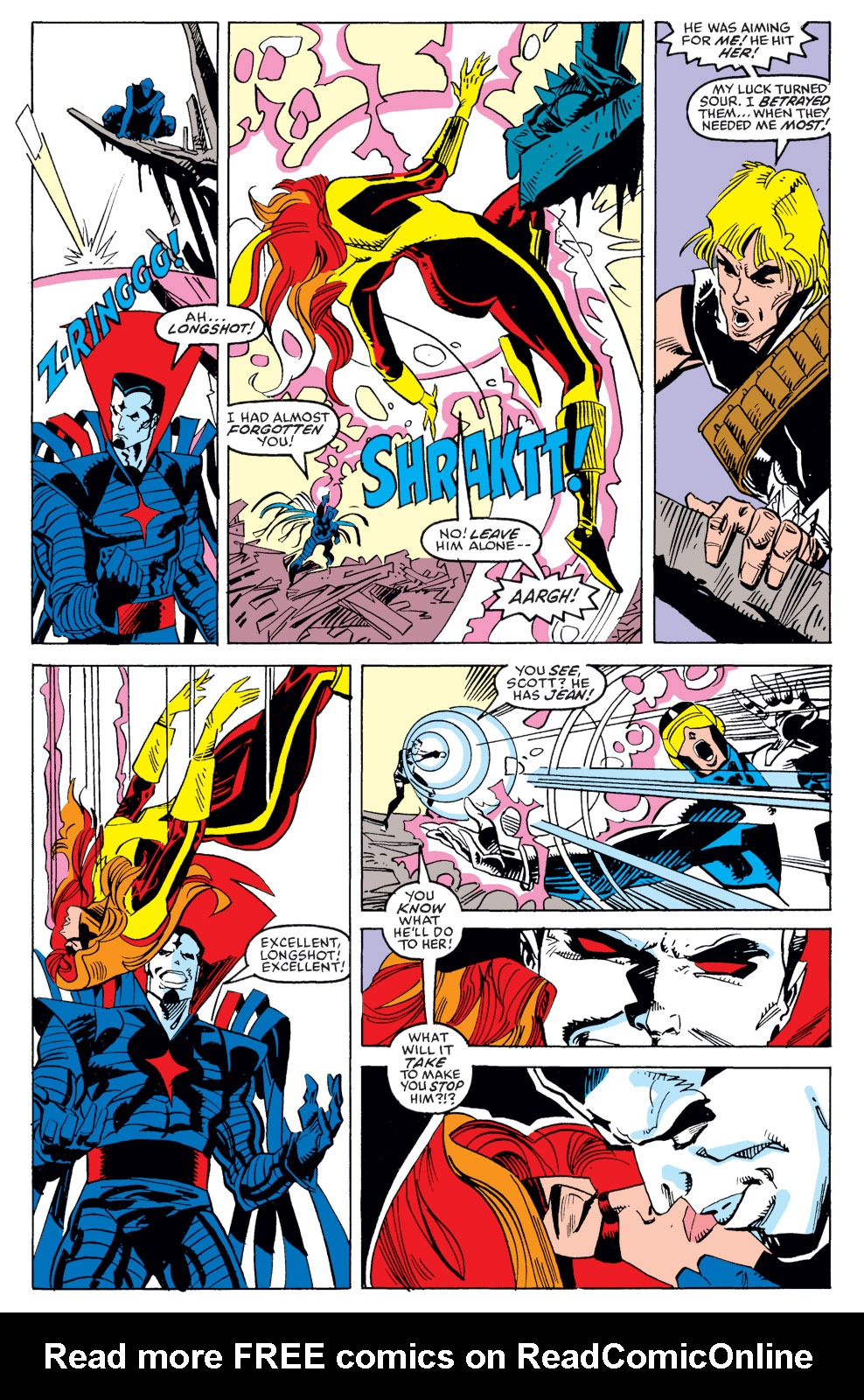 Read online X-Factor (1986) comic -  Issue #39 - 22