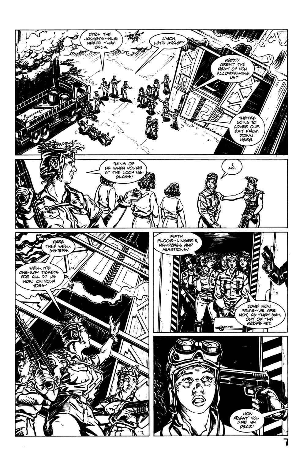 Dark Horse Presents (1986) Issue #37 #42 - English 9