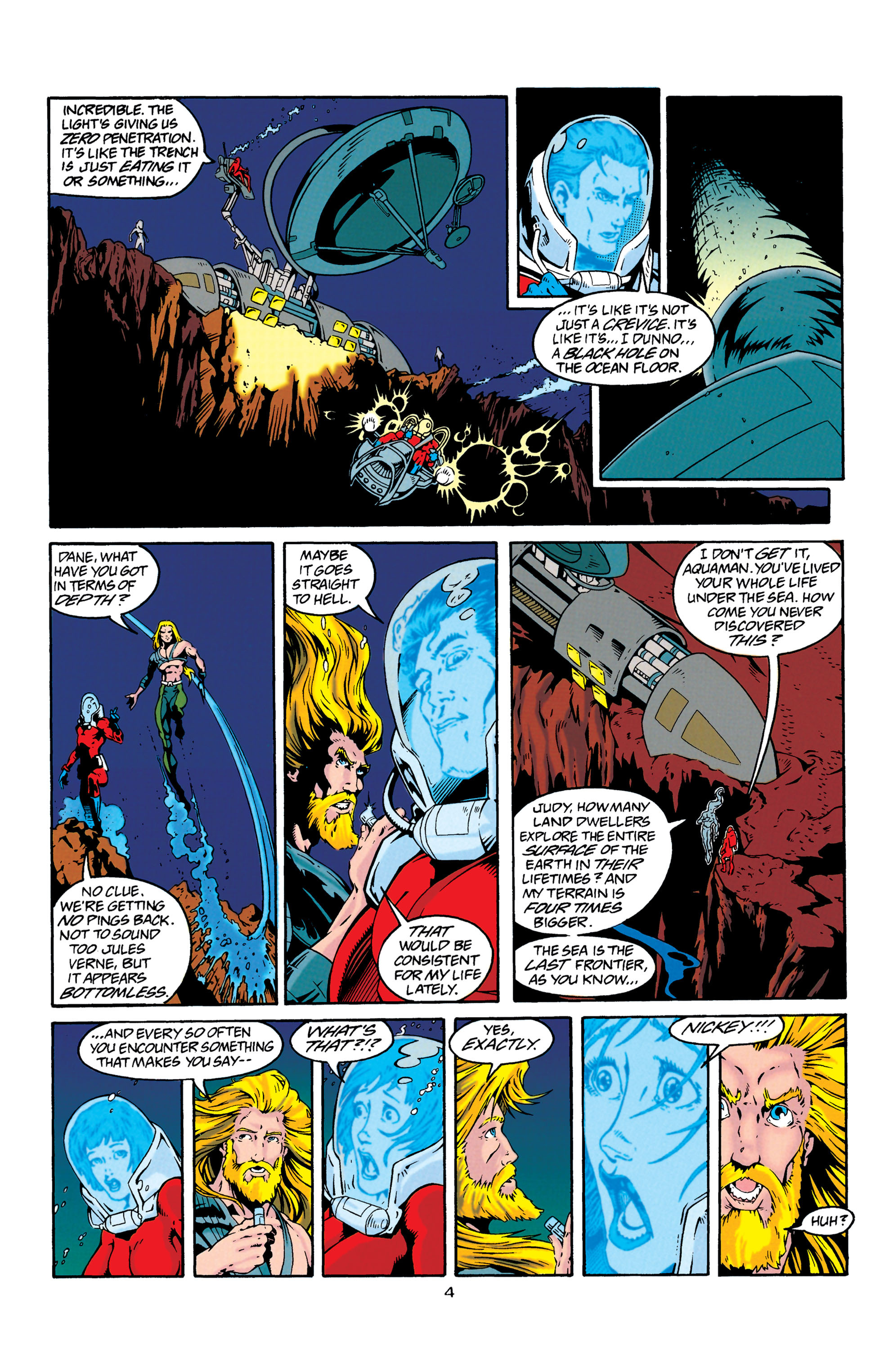Read online Aquaman (1994) comic -  Issue #29 - 4