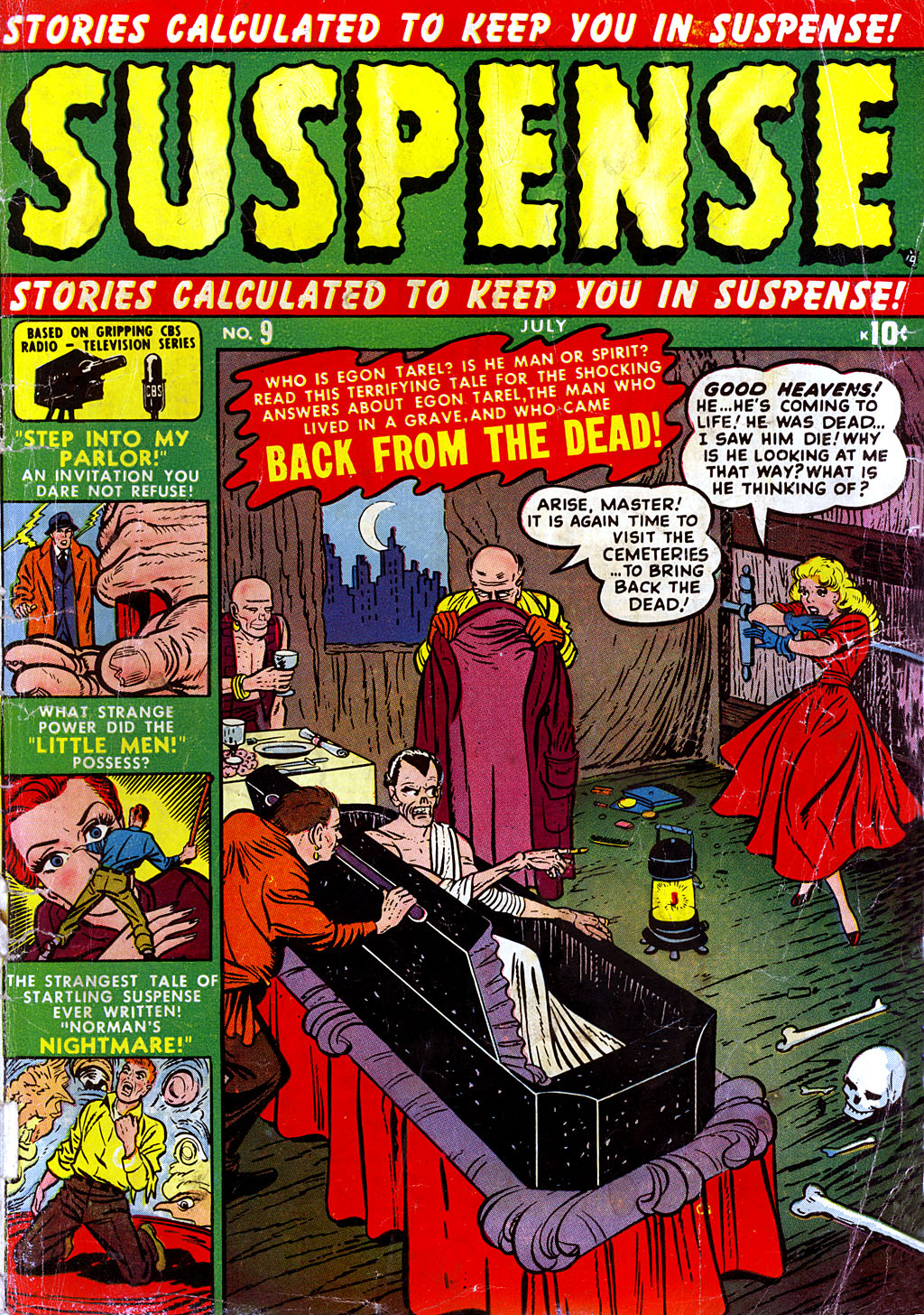 Suspense issue 9 - Page 2