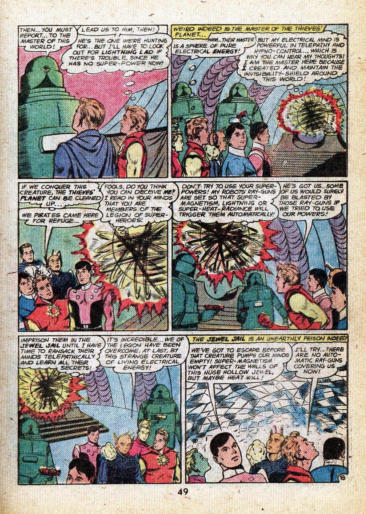 Read online Adventure Comics (1938) comic -  Issue #500 - 49