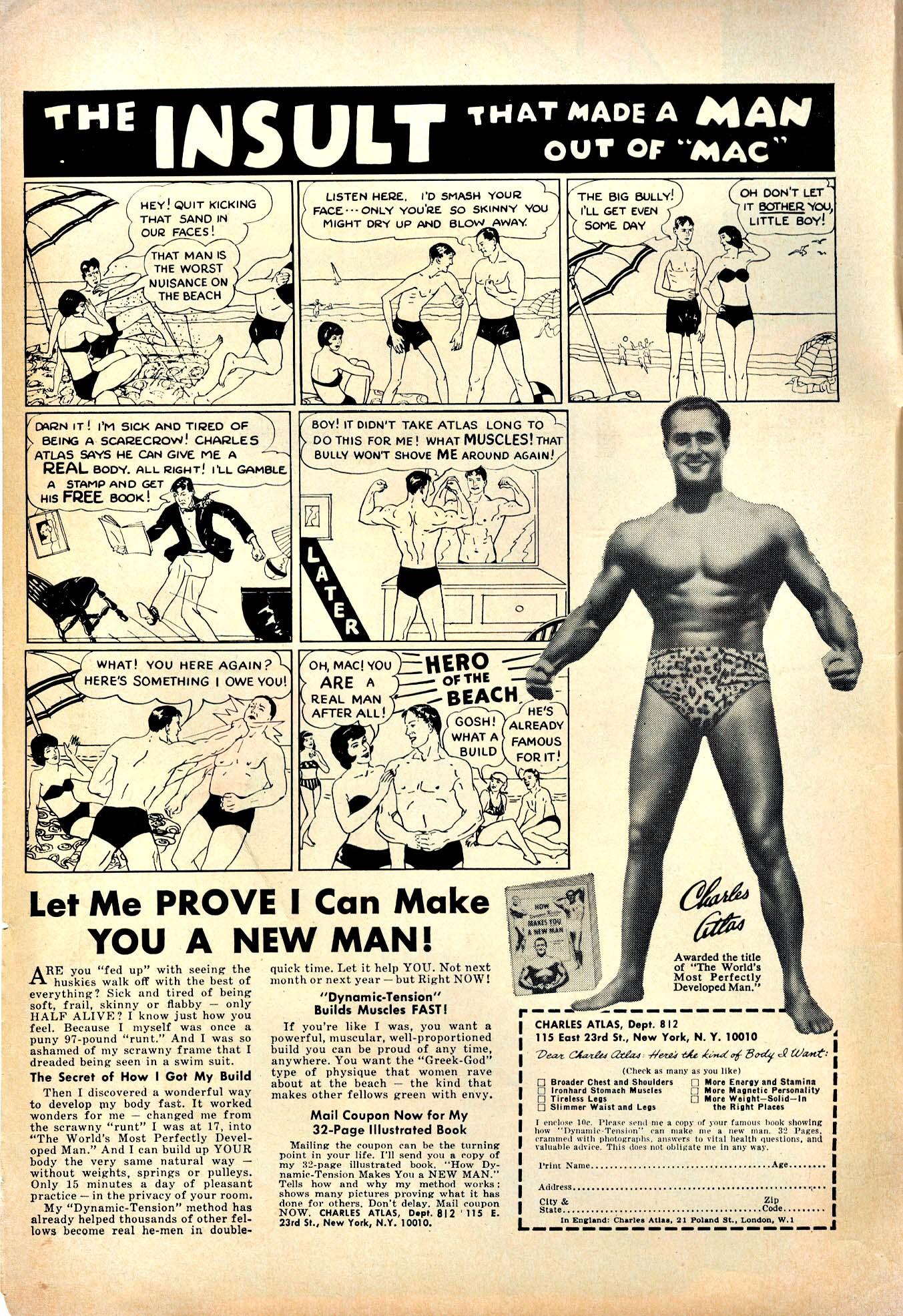 Action Comics (1938) 409 Page 1