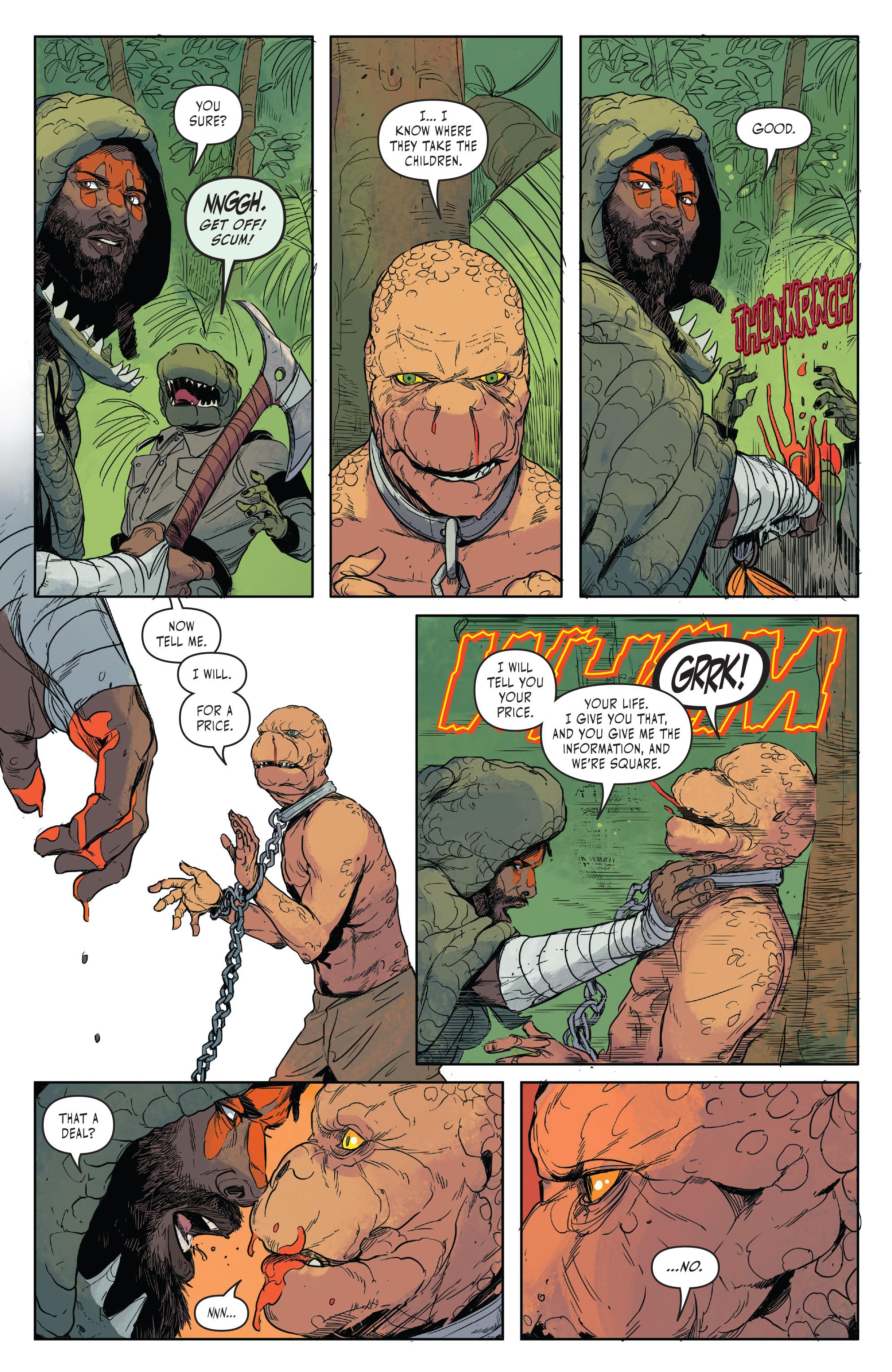 Read online Magnus comic -  Issue #1 - 25