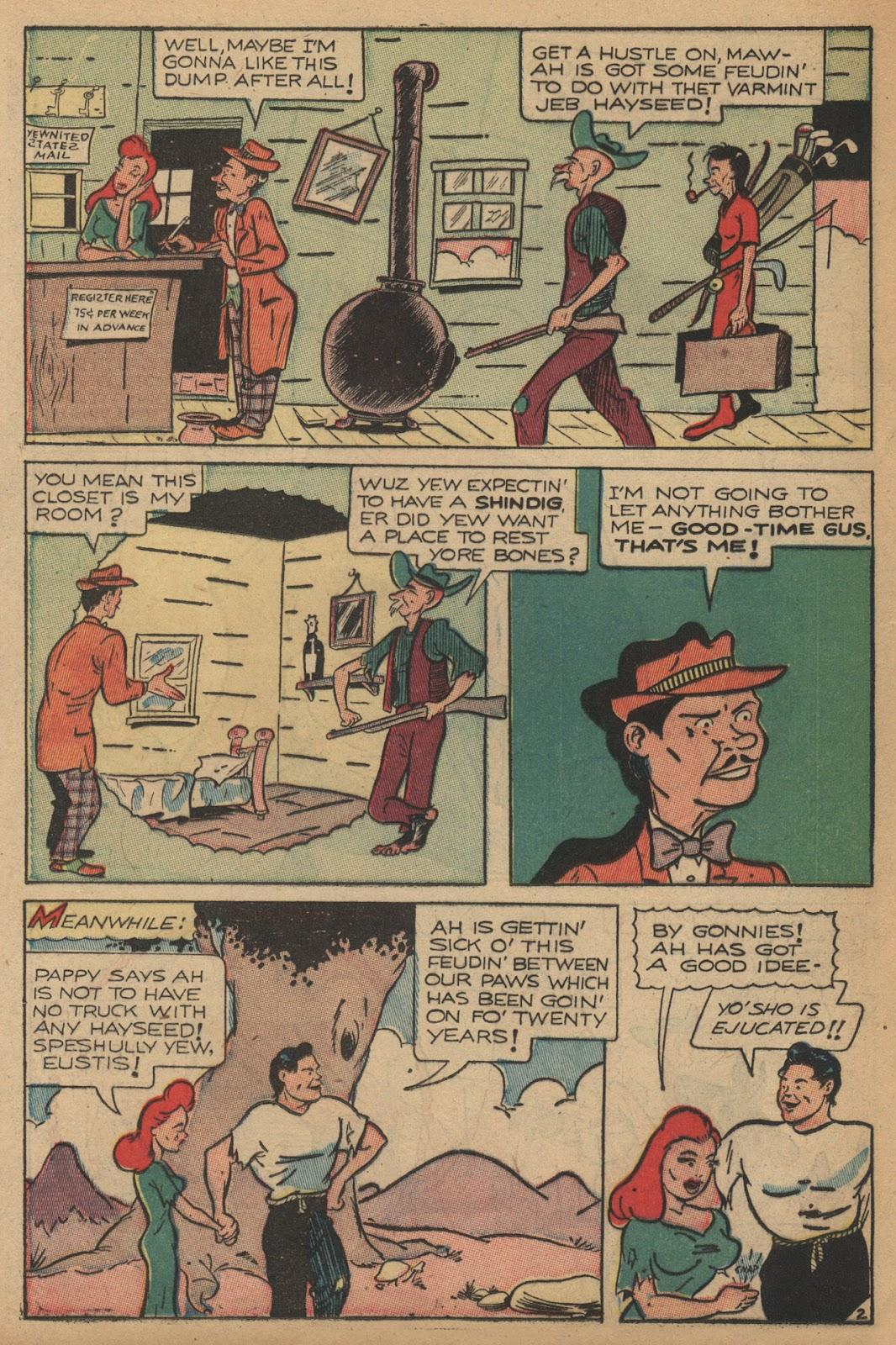 Read online Gay Comics comic -  Issue #23 - 20