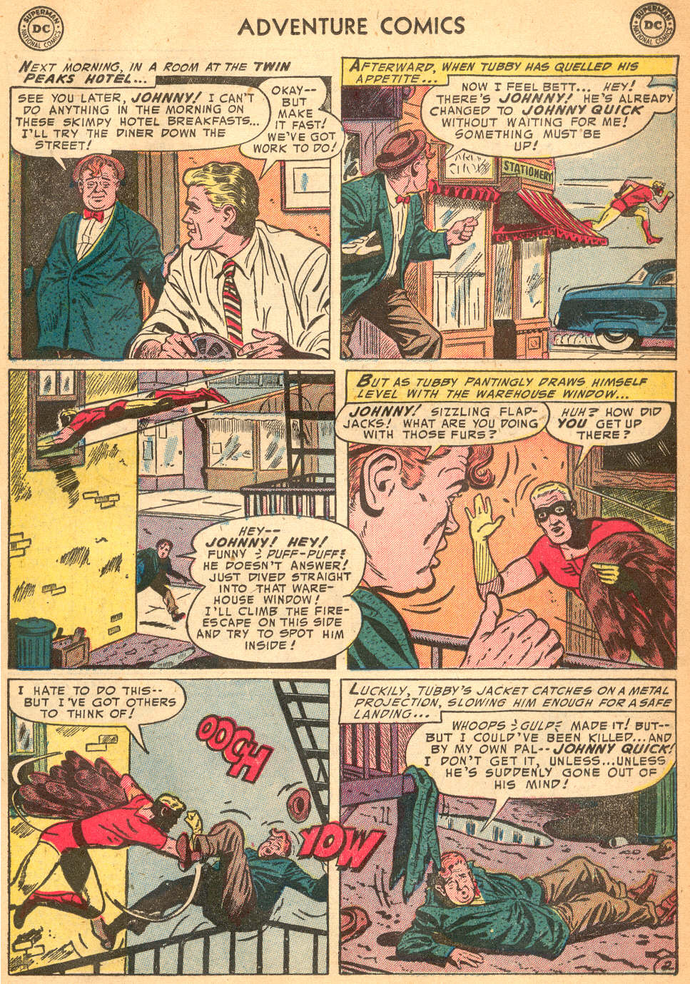 Read online Adventure Comics (1938) comic -  Issue #200 - 25