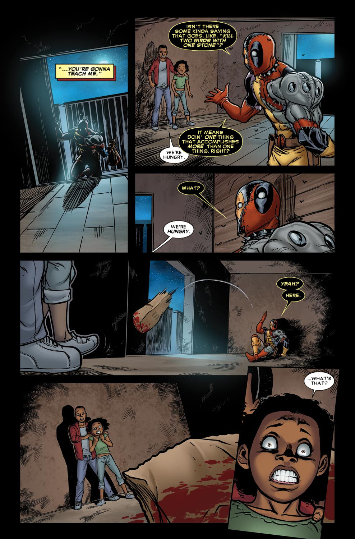 Read online Deadpool (2008) comic -  Issue #48 - 20