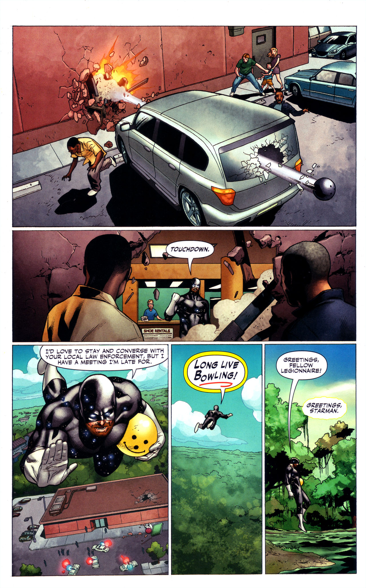 Read online Adventure Comics (2009) comic -  Issue #1 - 27