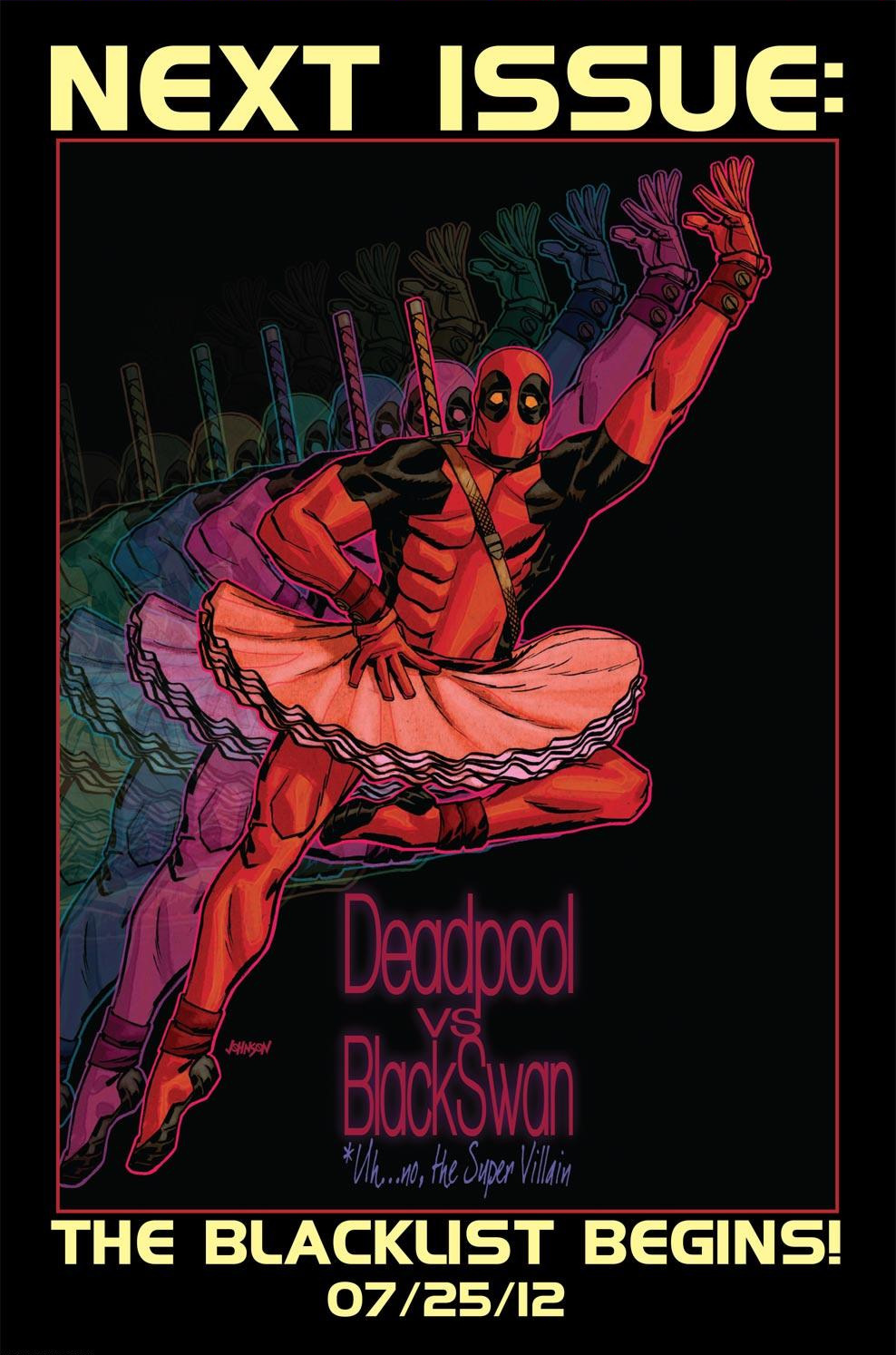 Read online Deadpool (2008) comic -  Issue #57 - 22