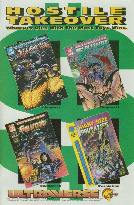 Read online Sludge comic -  Issue #10 - 34