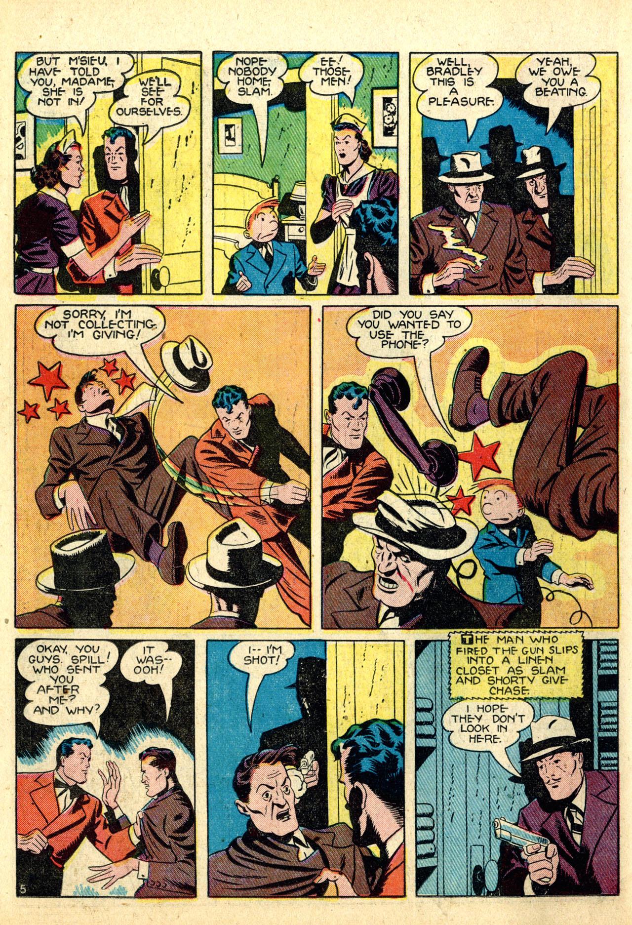 Read online Detective Comics (1937) comic -  Issue #50 - 62
