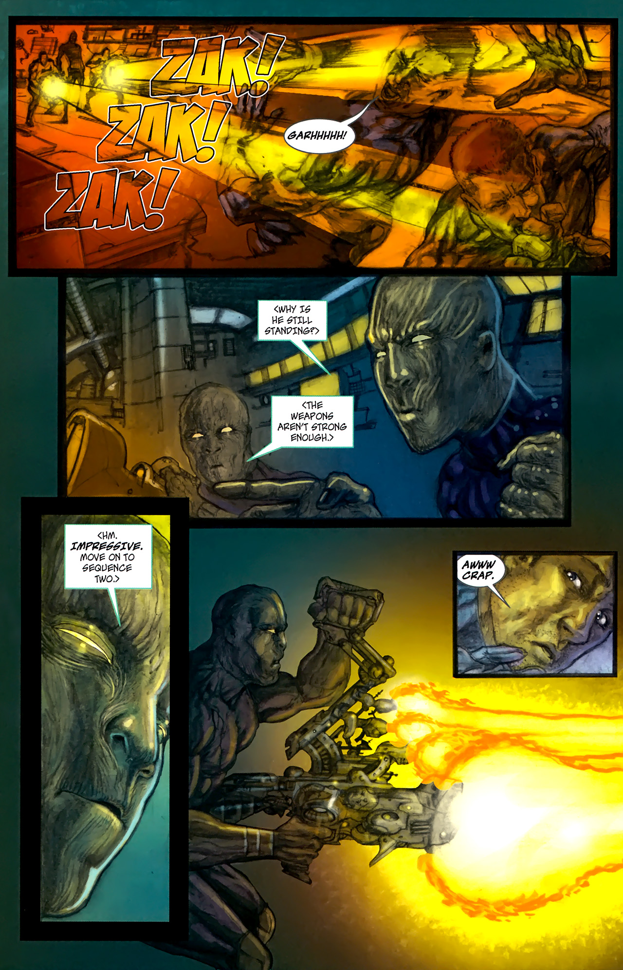 Read online Phoenix comic -  Issue #1 - 13