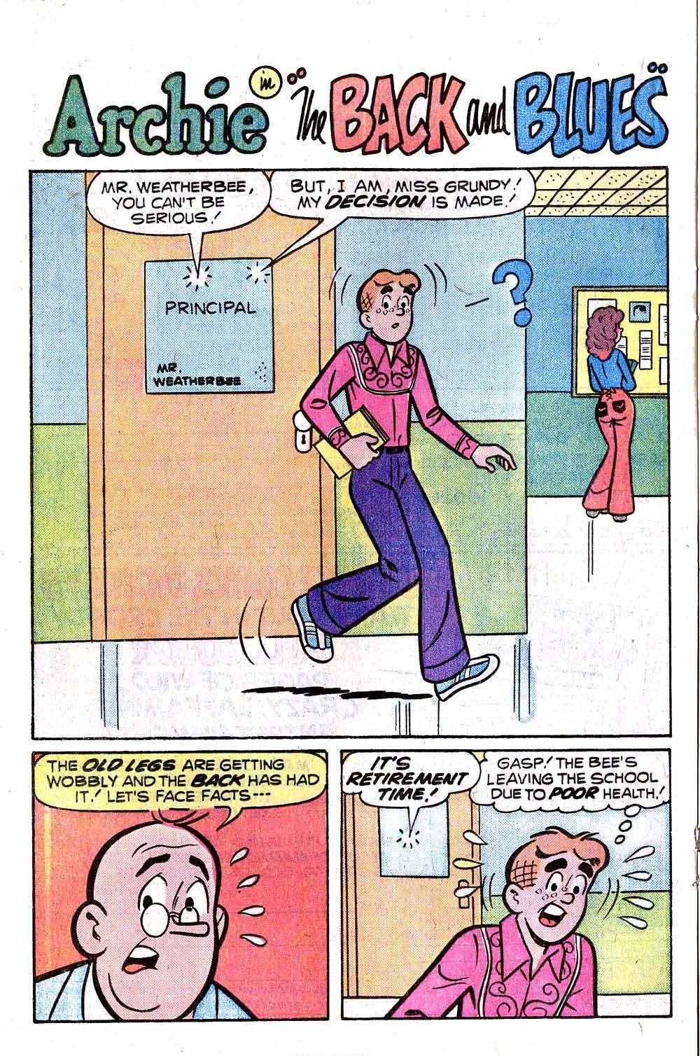 Read online Archie (1960) comic -  Issue #263 - 20