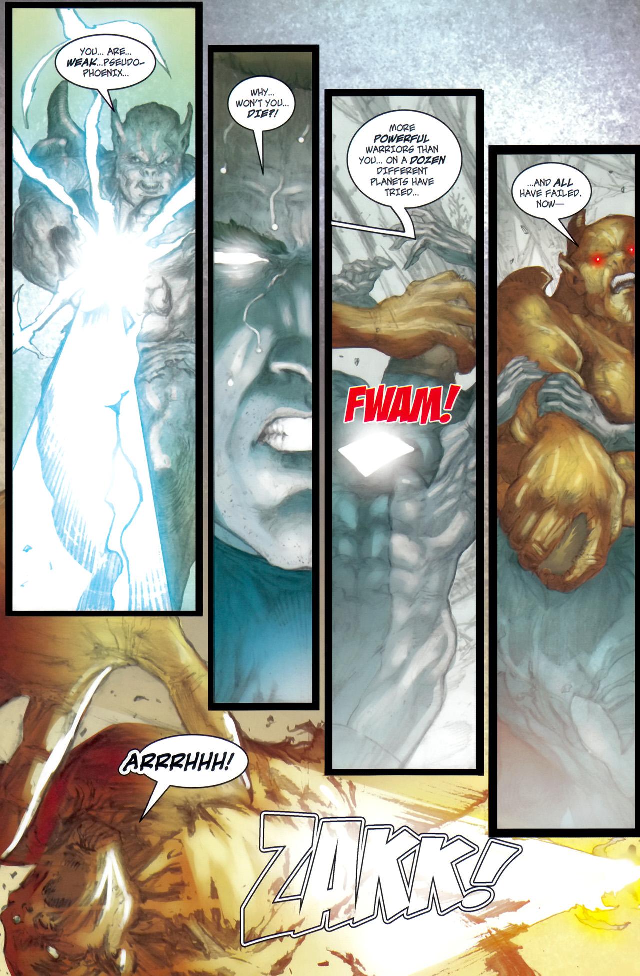 Read online Phoenix comic -  Issue #6 - 18