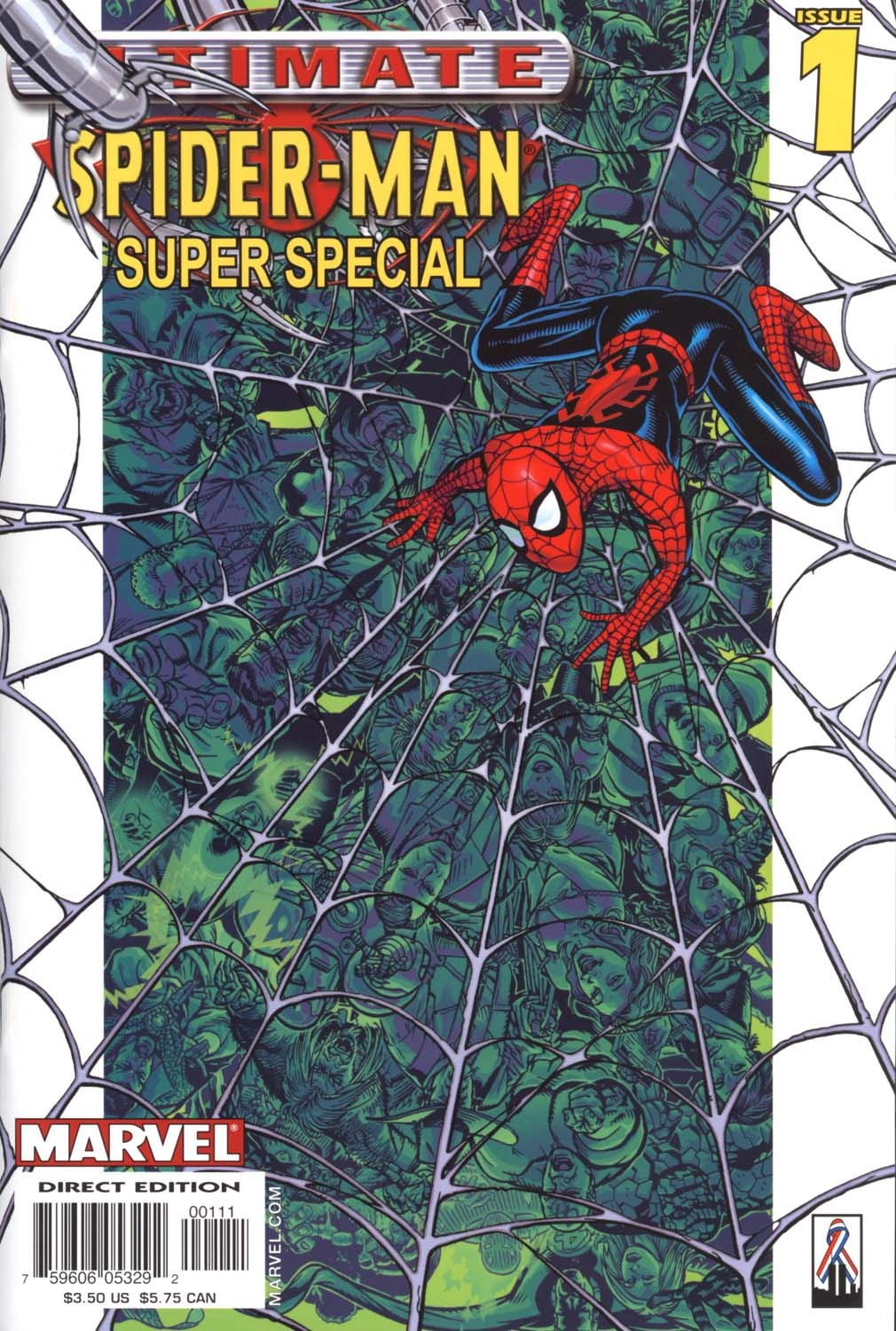 Ultimate Spider-Man (2000) _Special_1 Page 1