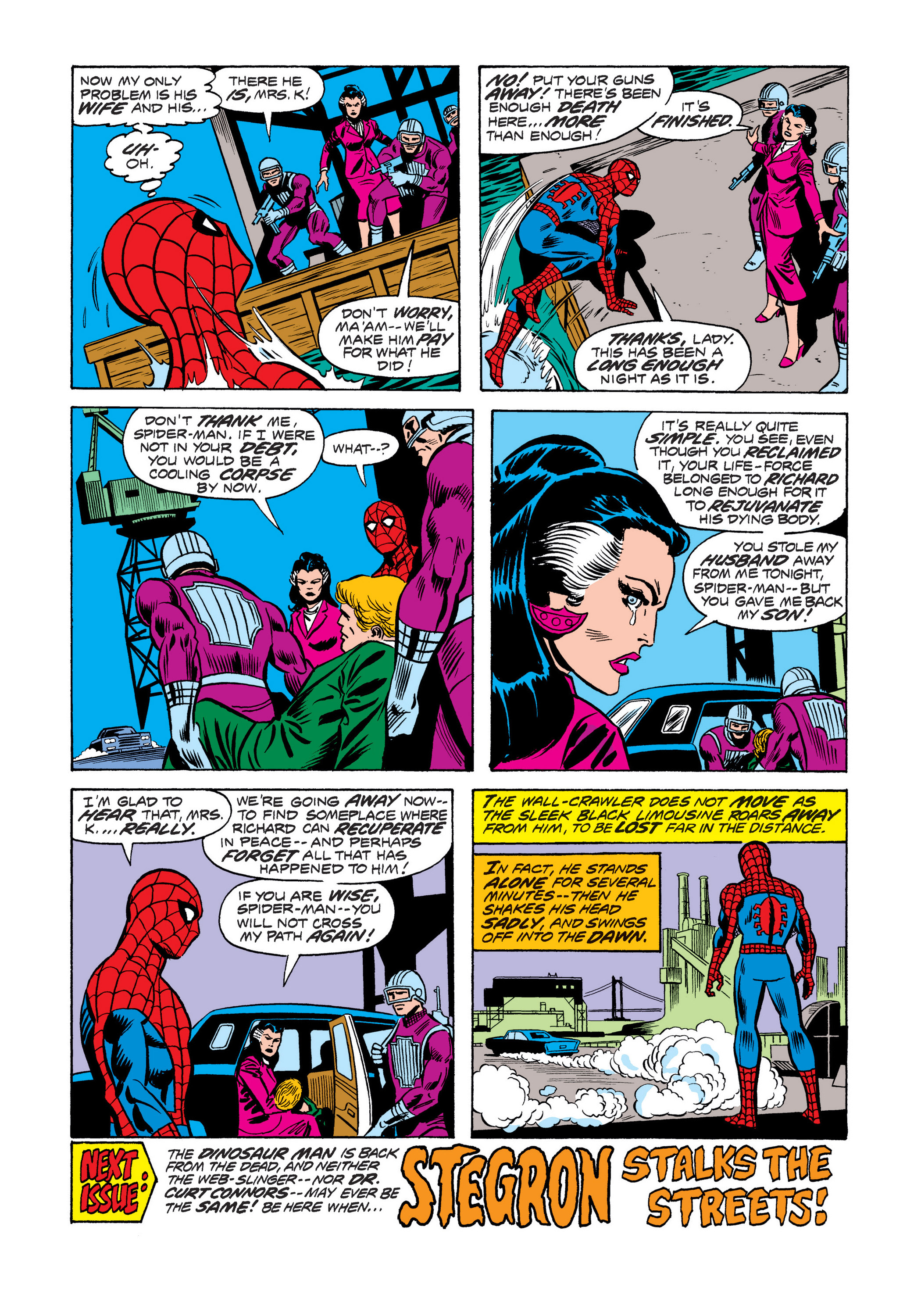 The Amazing Spider-Man (1963) 164 Page 17