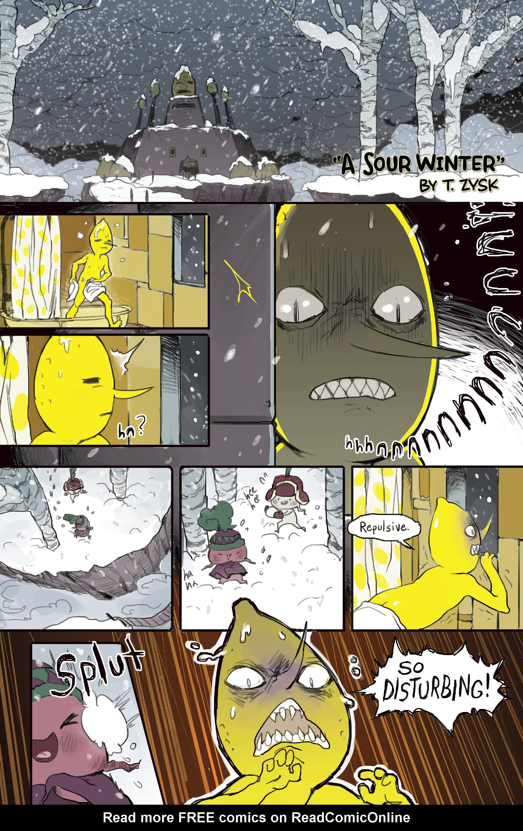 Read online Adventure Time 2014 Winter Special comic -  Issue #Adventure Time 2014 Winter Special Full - 22