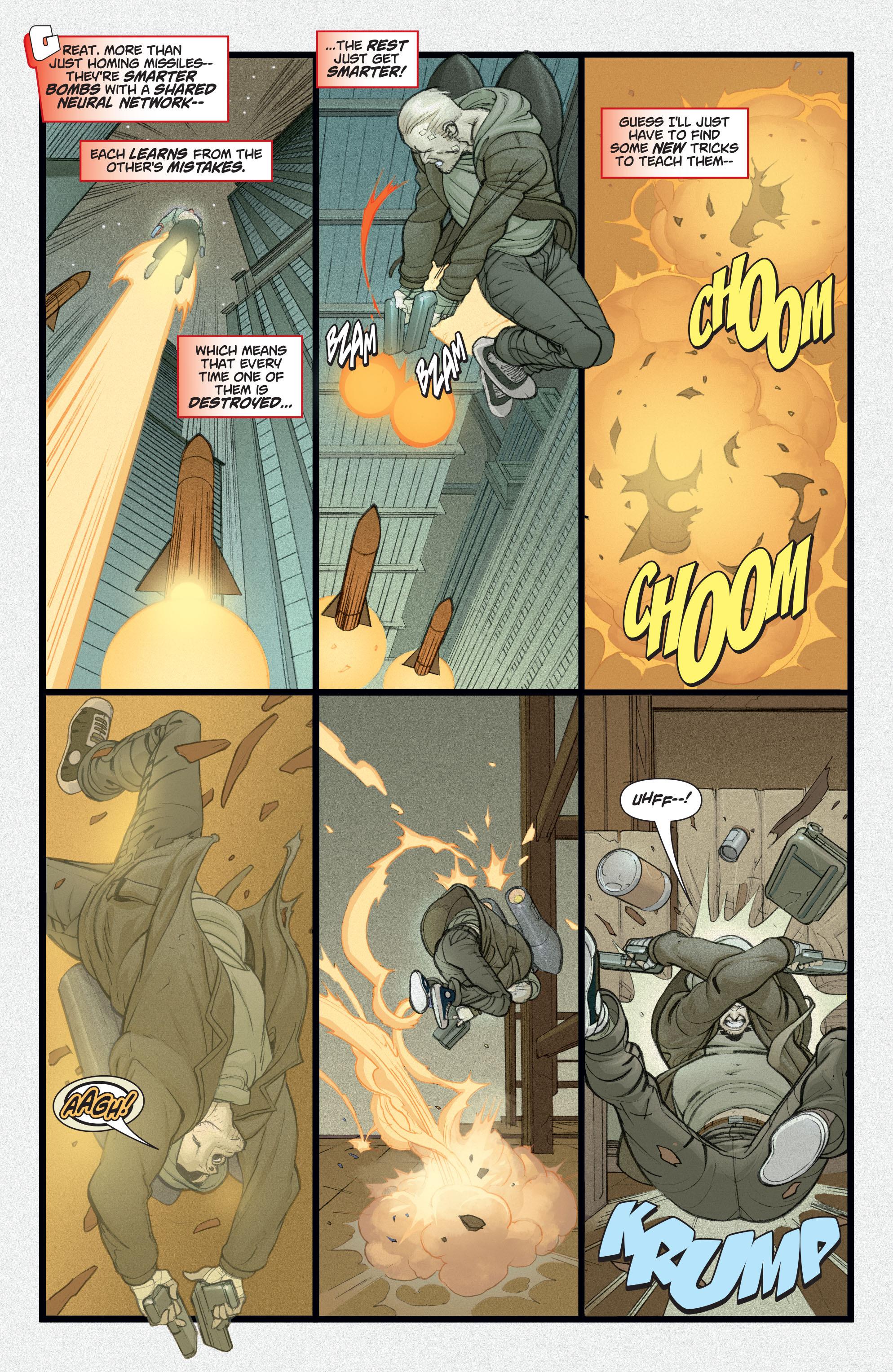 Read online Adam Strange (2004) comic -  Issue #2 - 5