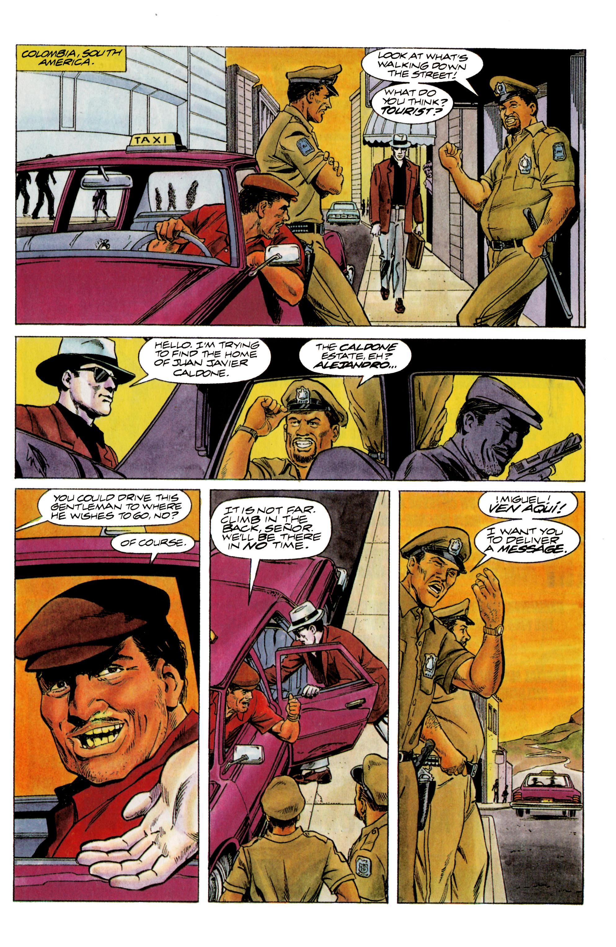 Read online Eternal Warrior (1992) comic -  Issue #14 - 16